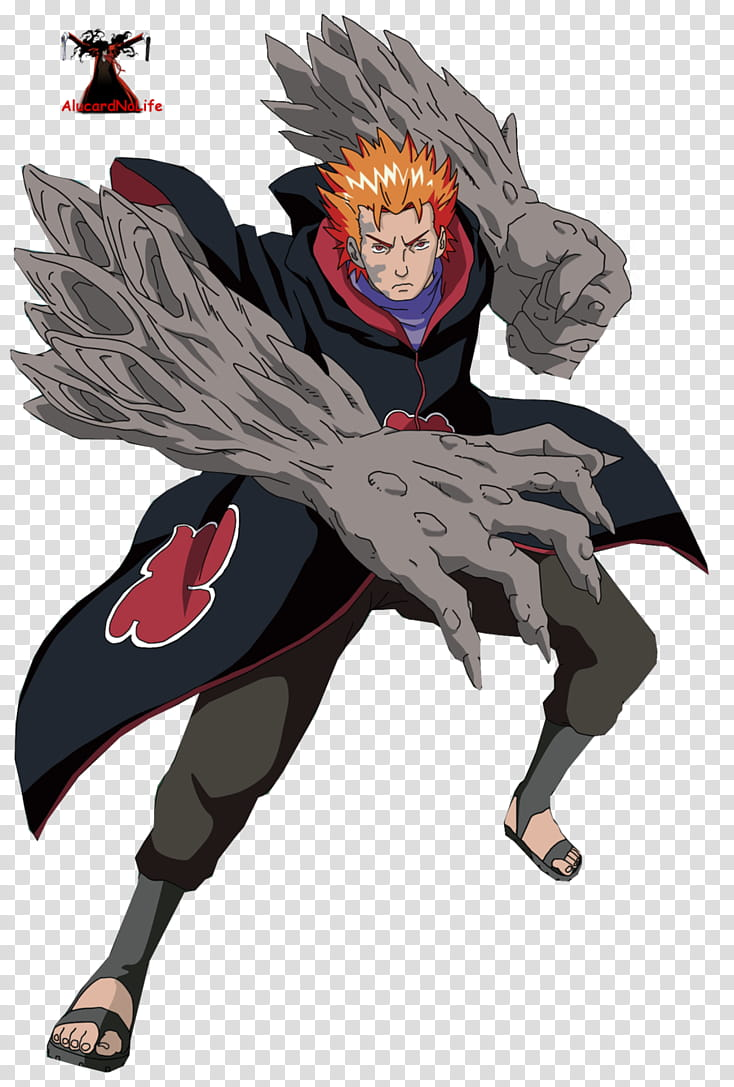 207 2075317 jugo naruto character transparent background png
