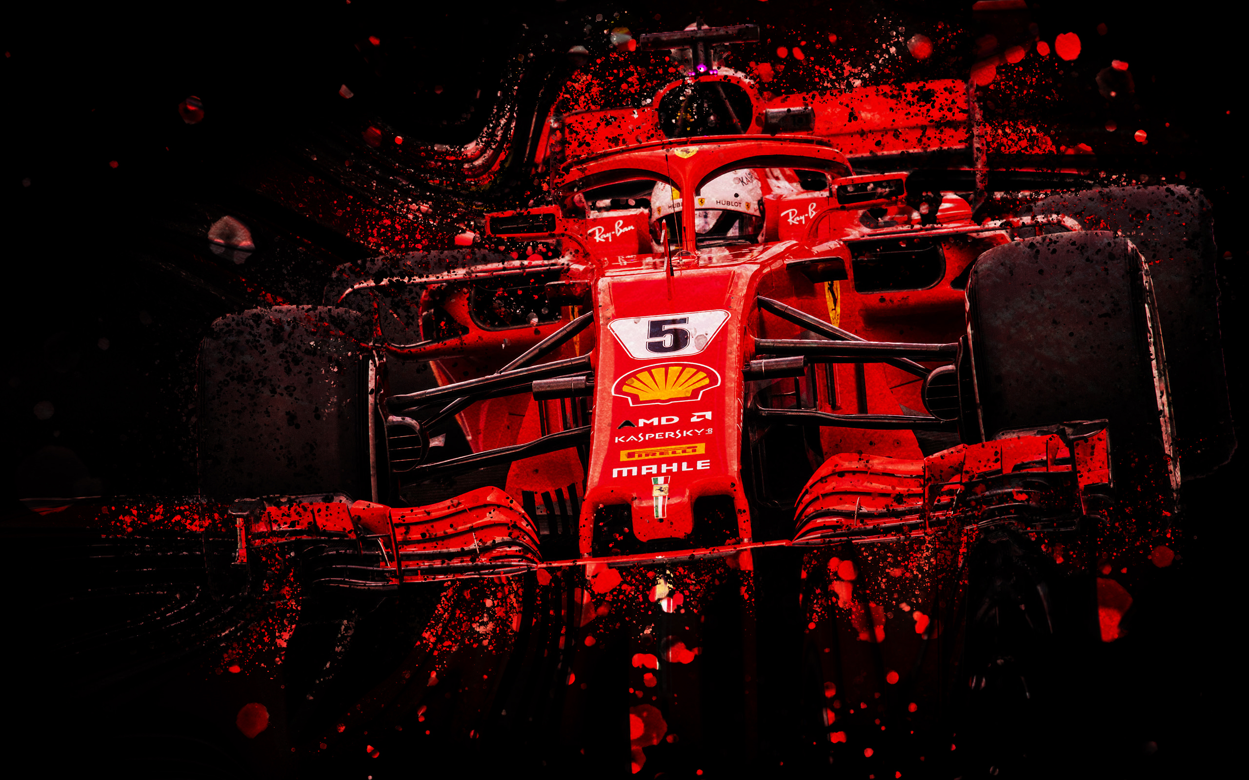 Ferrari F1 Wallpaper 2560x1600 Download Hd Wallpaper Wallpapertip