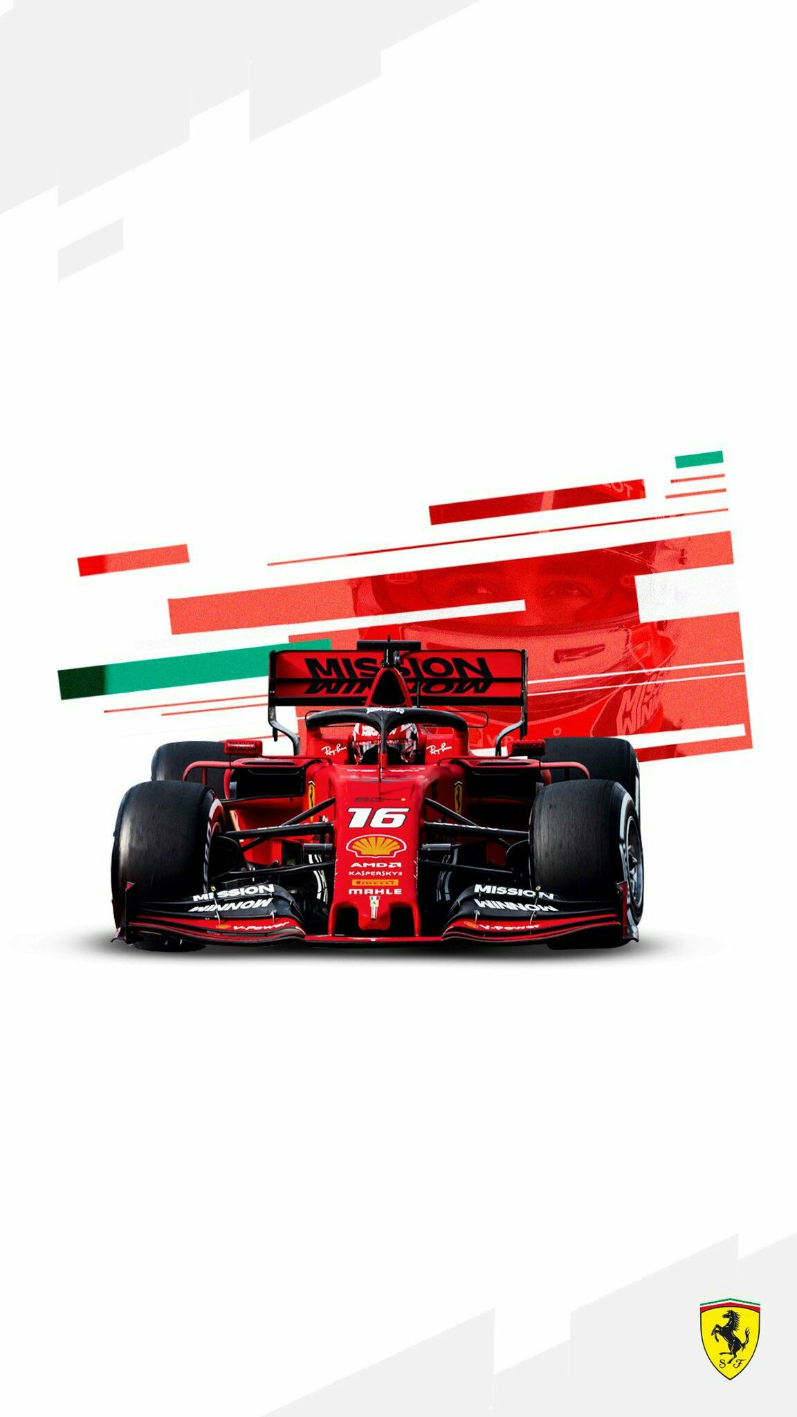 Scuderia Ferrari Wallpaper 1152x2048 Download Hd Wallpaper Wallpapertip