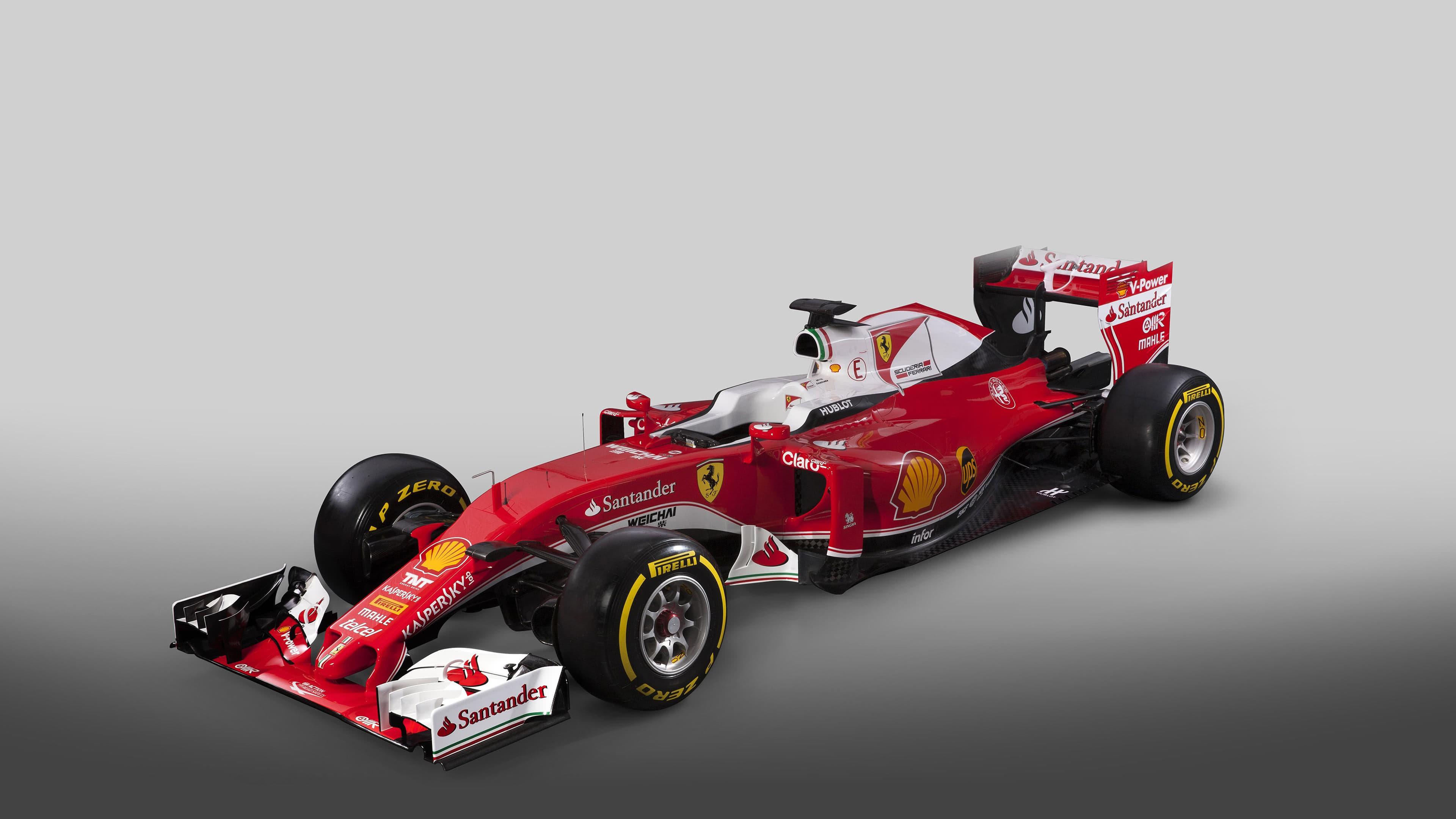 Ferrari Sf16 H F1 Uhd 4k Wallpaper 3840x2160 Download Hd Wallpaper Wallpapertip