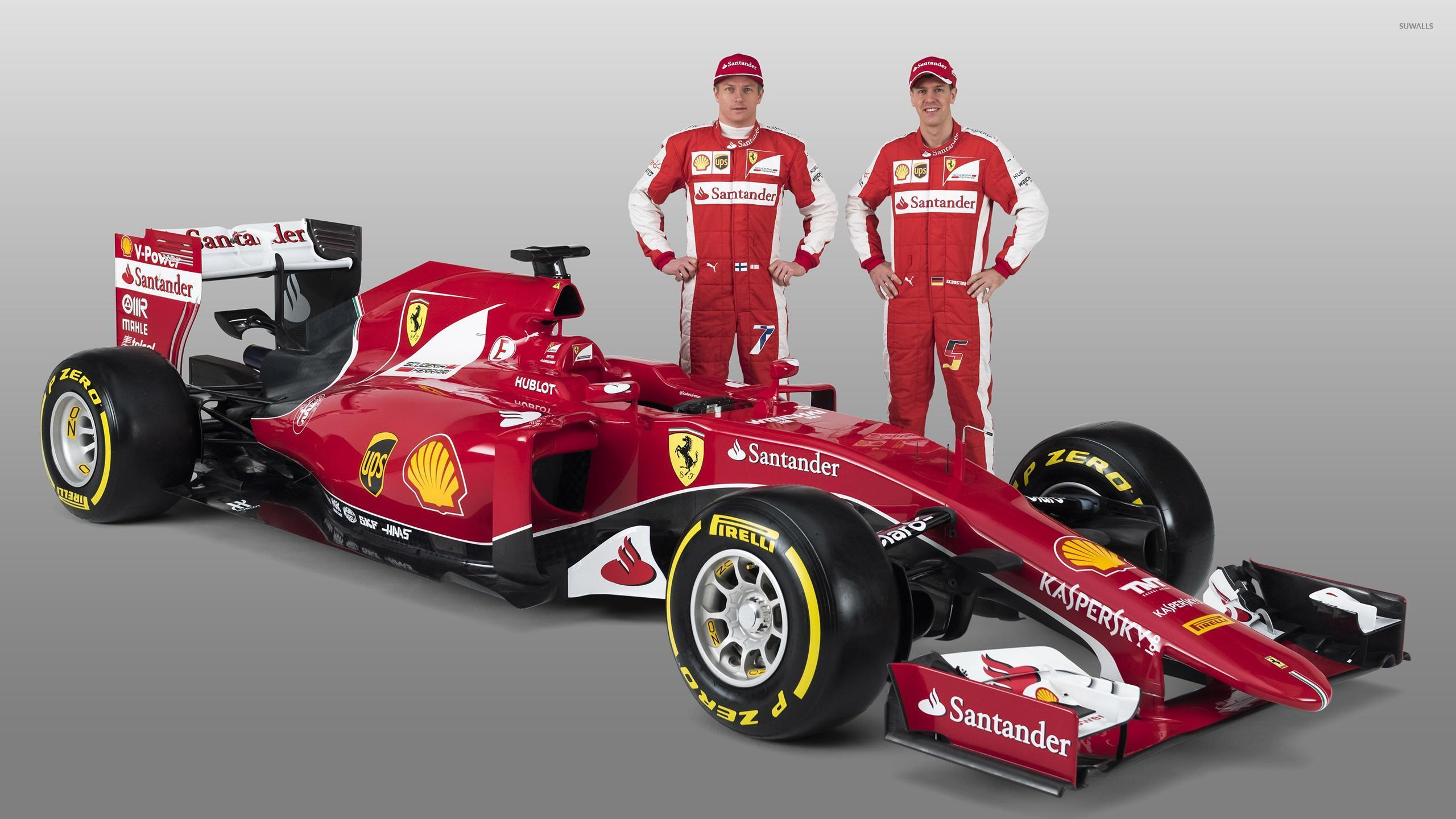 Scuderia Ferrari Wallpaper 2560x1440 Download Hd Wallpaper Wallpapertip