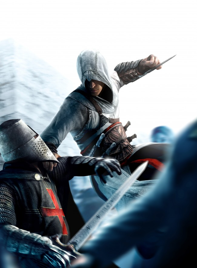 Altair Ibn La Ahad Assassin S Creed Knife Soldiers Assassins