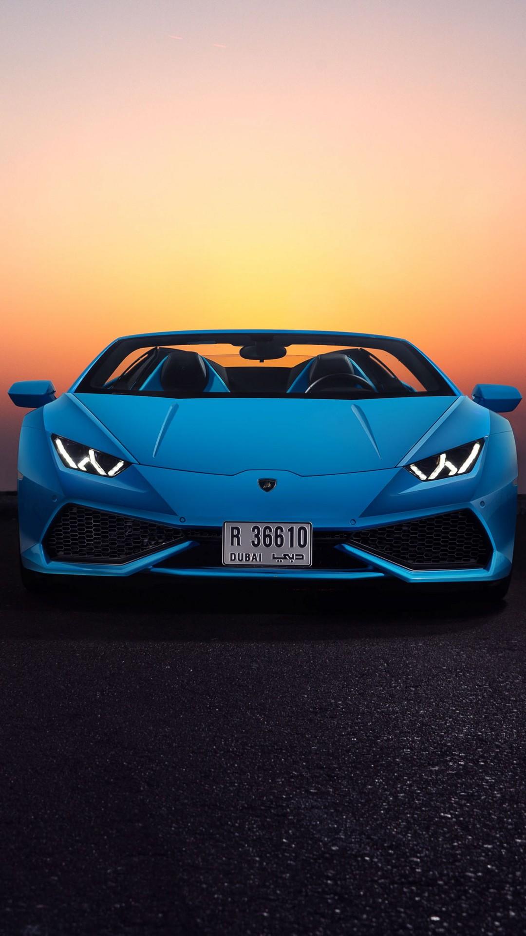 Lamborghini Huracan Iphone X 1080x1920 Download Hd Wallpaper Wallpapertip