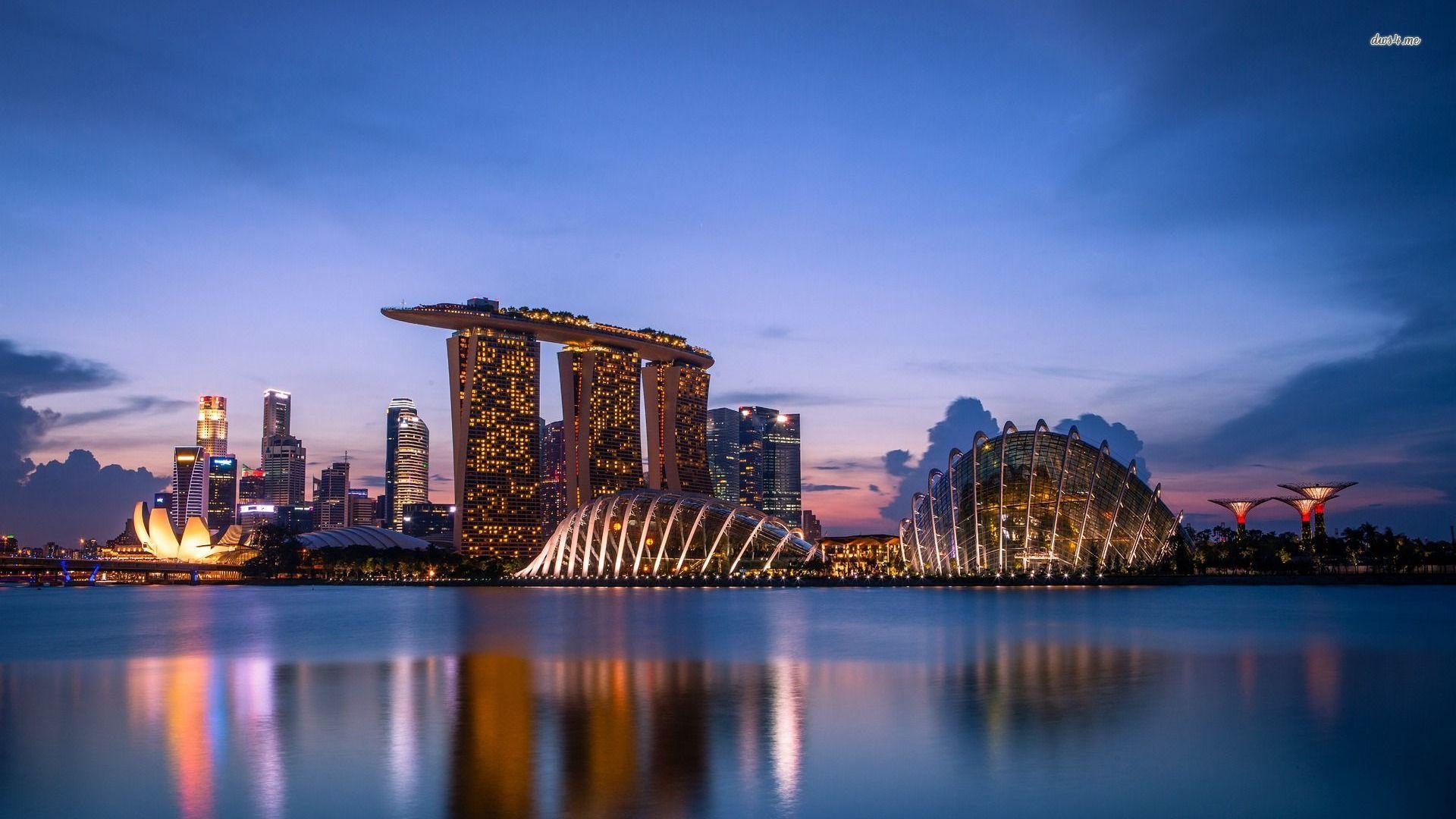 Of The City Of Singapore Wallpapers Hd Hd Desktop 1920x1080 Download Hd Wallpaper Wallpapertip