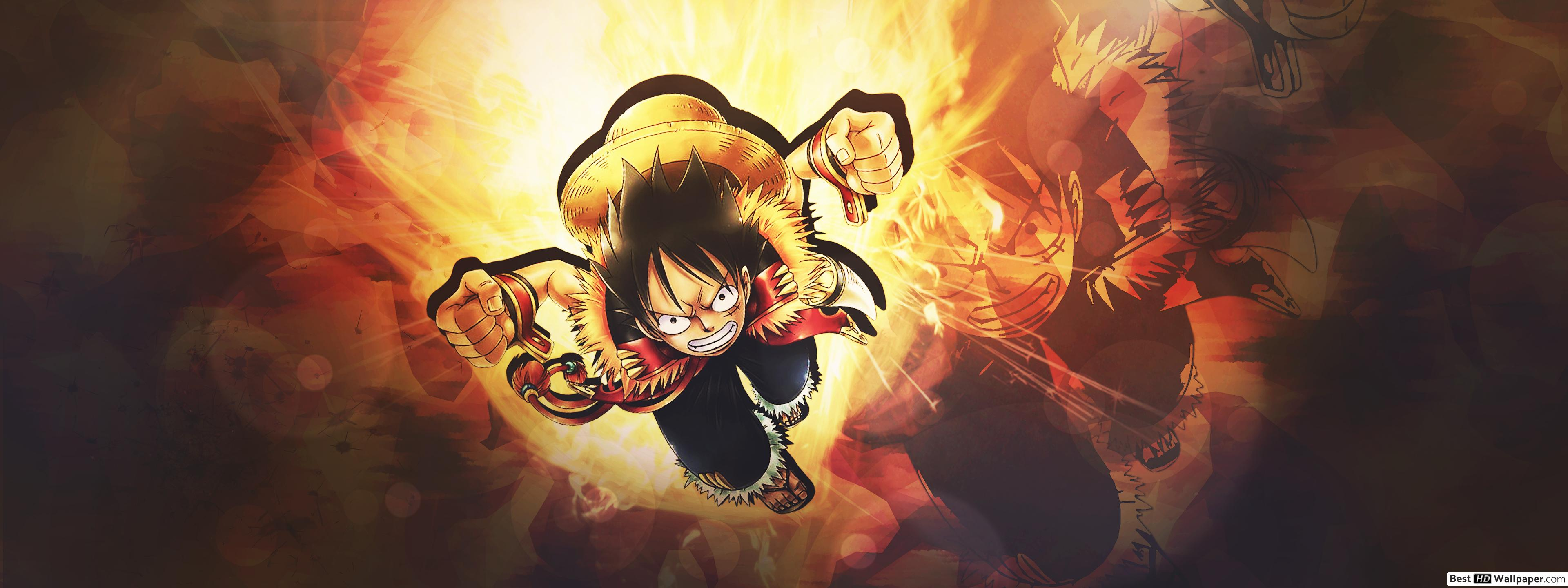 One Piece Wallpaper 1080p 3840x1440 Download Hd Wallpaper Wallpapertip
