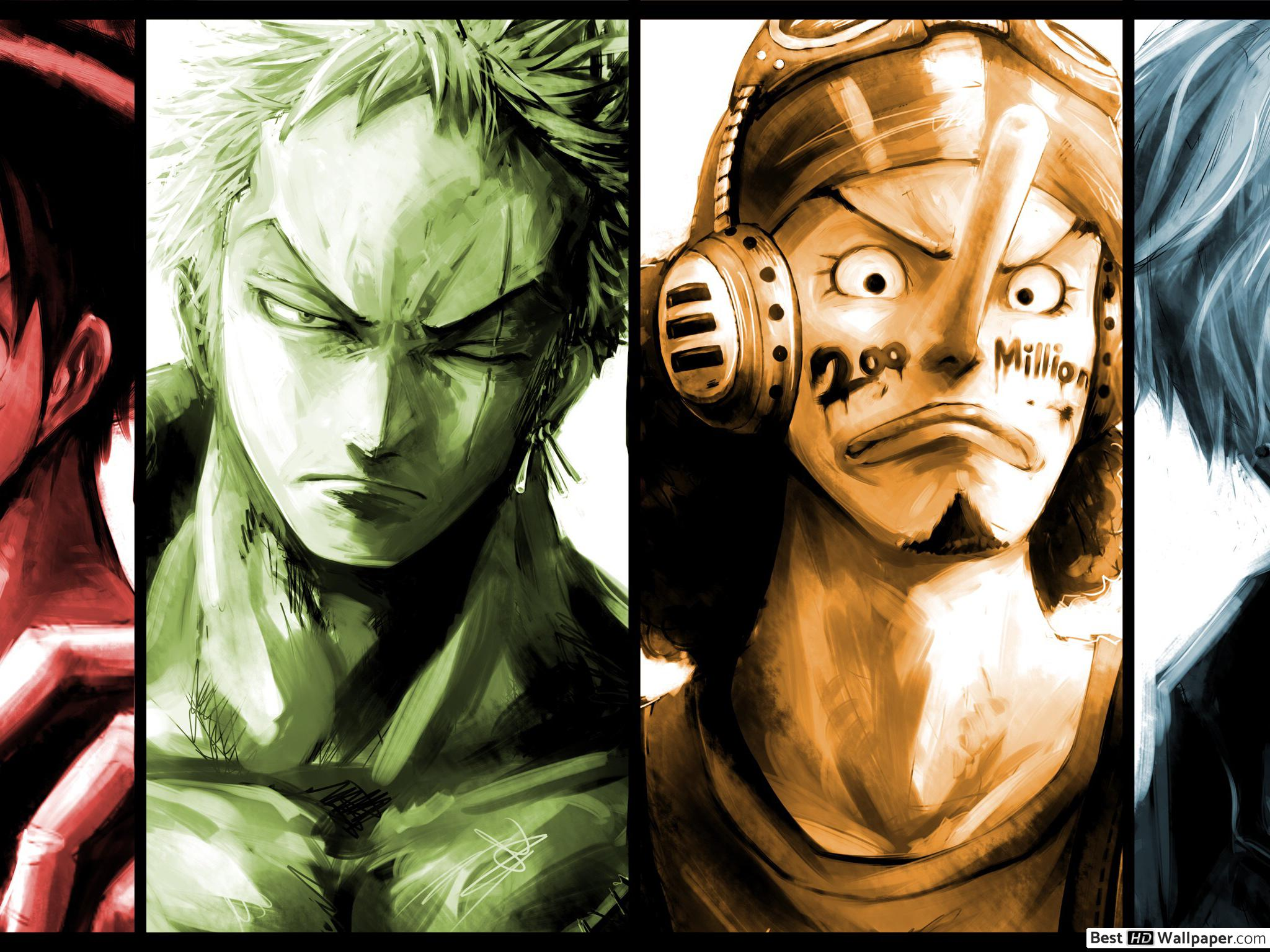 Zoro One Piece Wallpaper Hd 2048x1536 Download Hd Wallpaper Wallpapertip