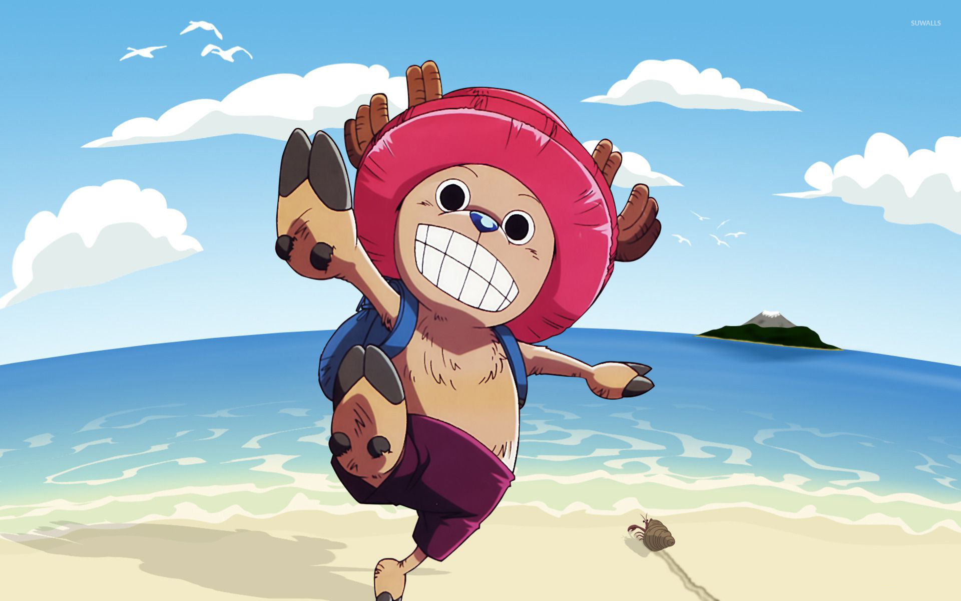 Chopper One Piece Wallpaper 1920x1200 Download Hd Wallpaper Wallpapertip