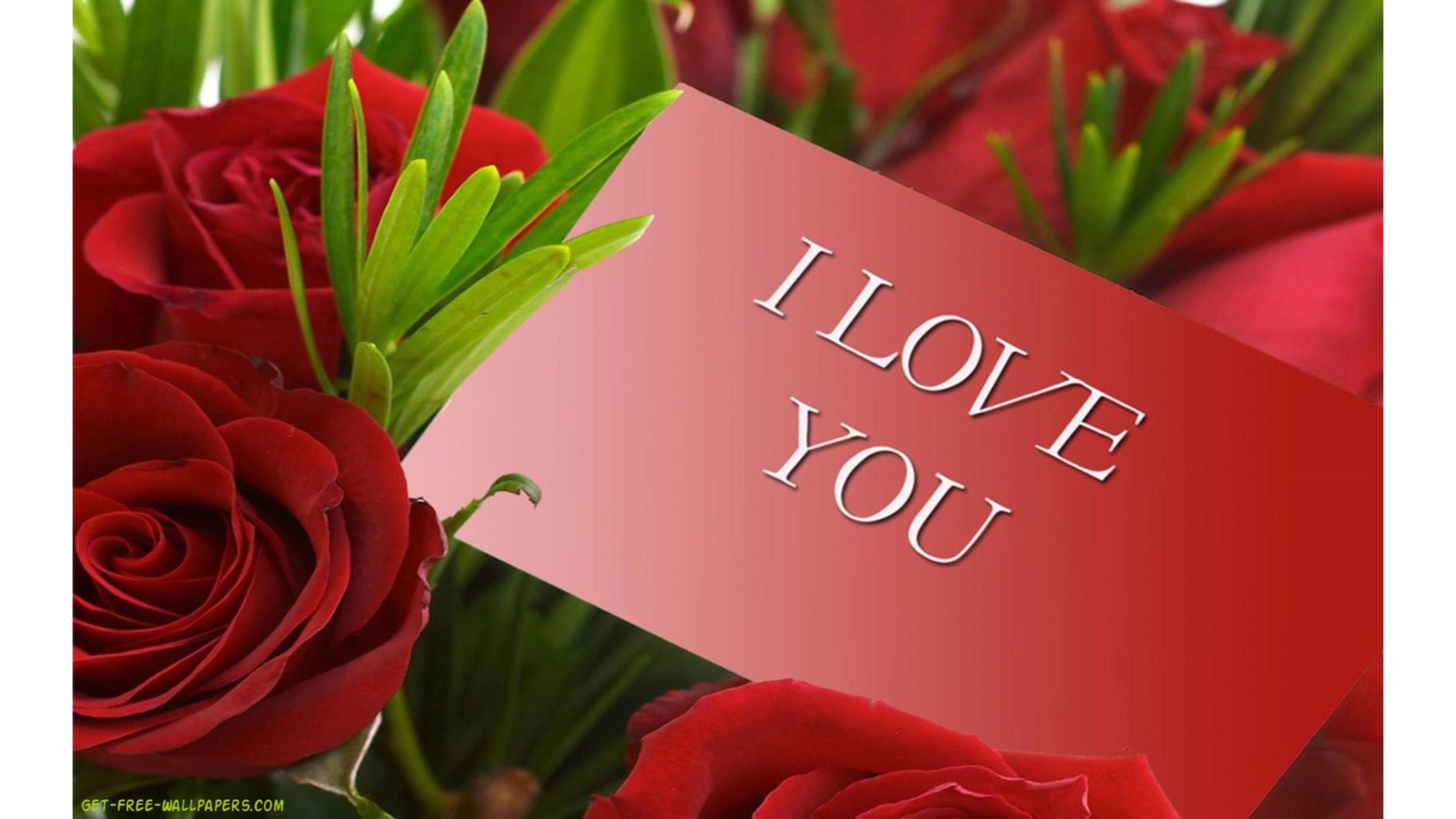I Love You Aarti Name Wallpaper - 3840x2160 - Download HD ...