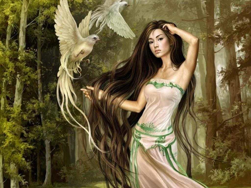 Dream Girl Wallpaper - 1024x768 ...