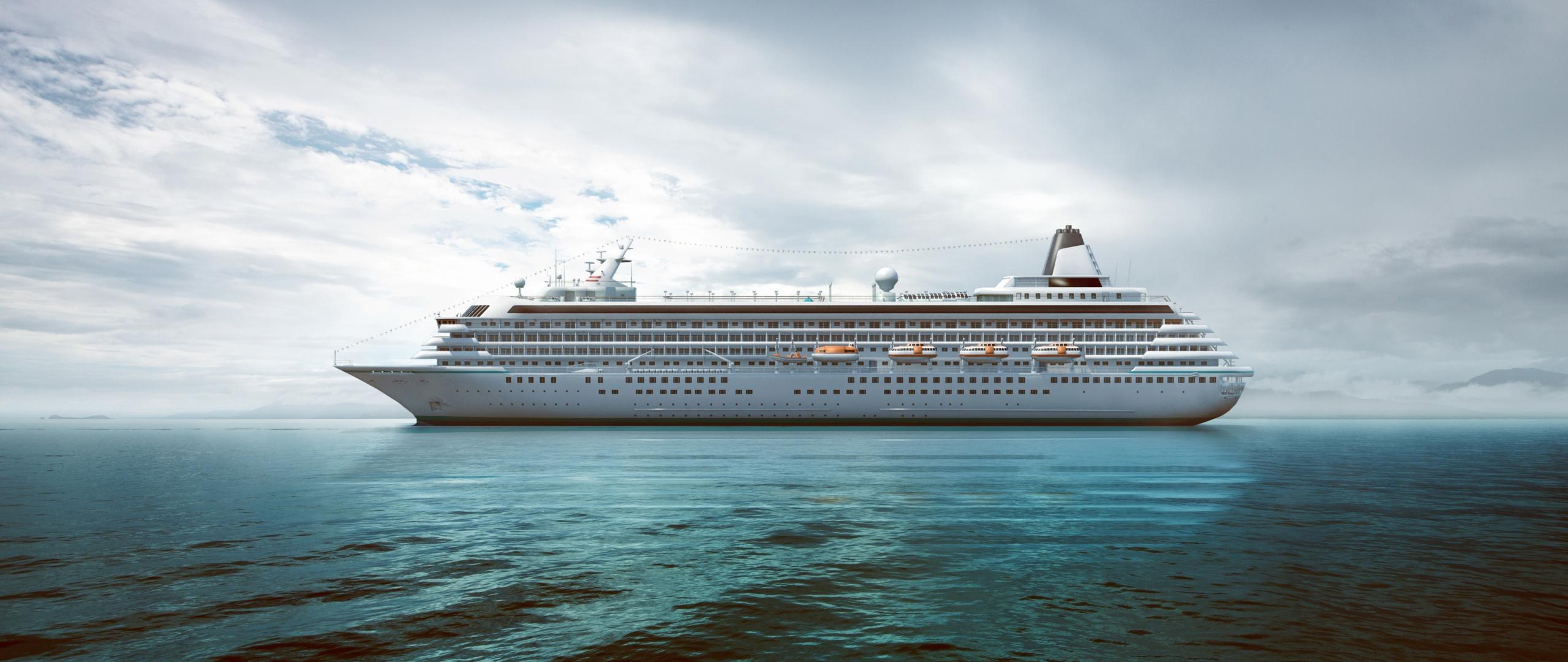 Wallpaper Cruise Ship Vehicles Sea 4k 2560x1080 Download Hd Wallpaper Wallpapertip