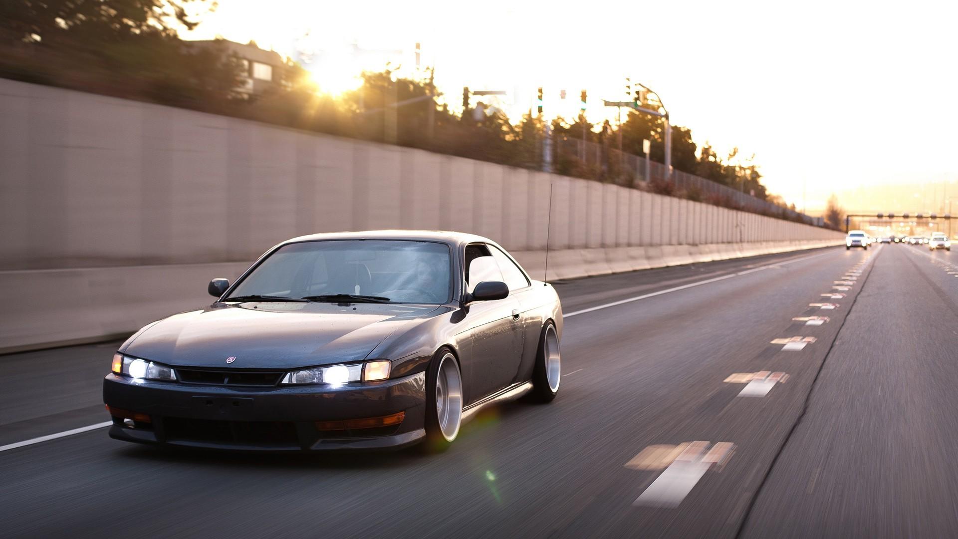 Nissan Silvia S14 Drift Tuned 1920x1080 Download Hd Wallpaper Wallpapertip