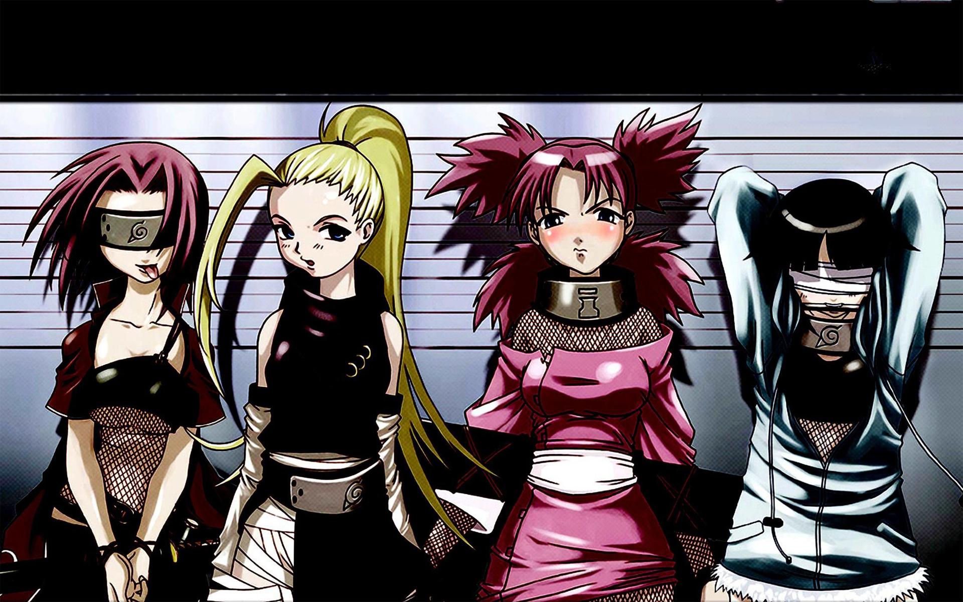 135671 Title Anime Naruto Hinata Hyuga Sakura Haruno Naruto Wallpaper Girls 1920x1200 Download Hd Wallpaper Wallpapertip