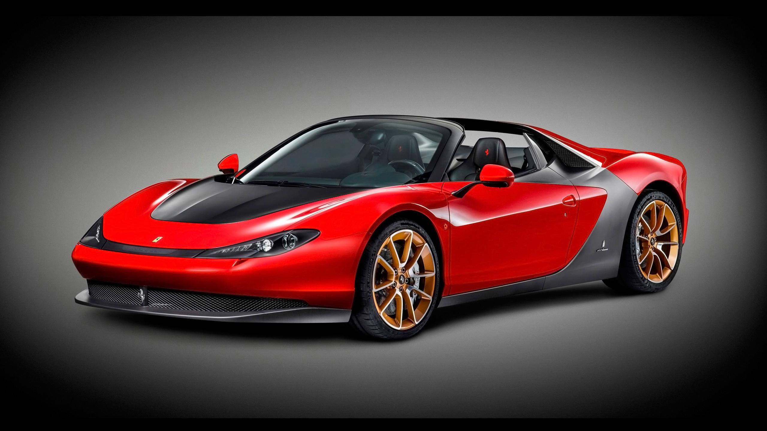 2015 Ferrari Sergio Wallpaper Hd Car Wallpapers 2560x1440 Download Hd Wallpaper Wallpapertip