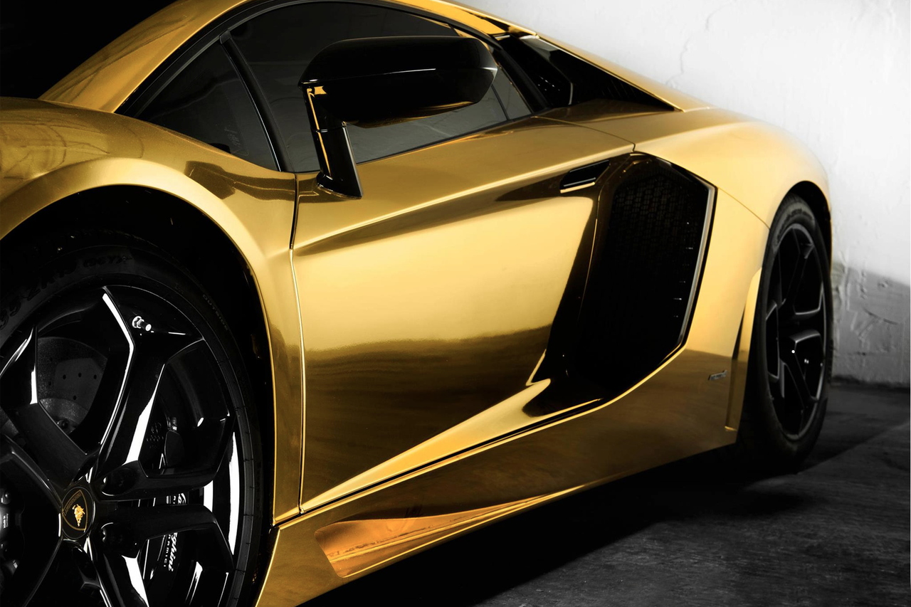 Cool Gold Cars Wallpapers - 1280x853 ...