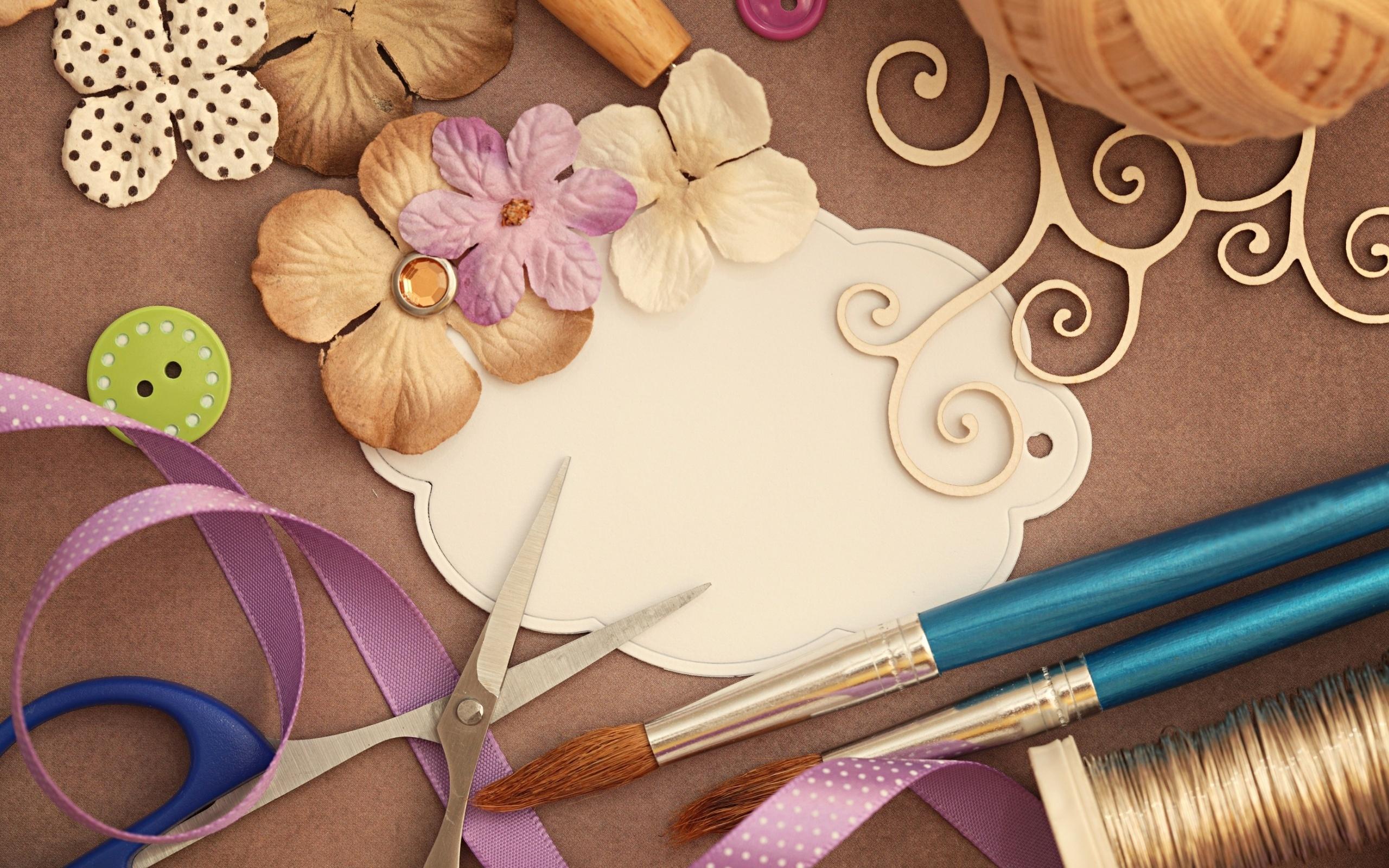 Handmade Wallpaper - 2560x1600 - Download HD Wallpaper - WallpaperTip