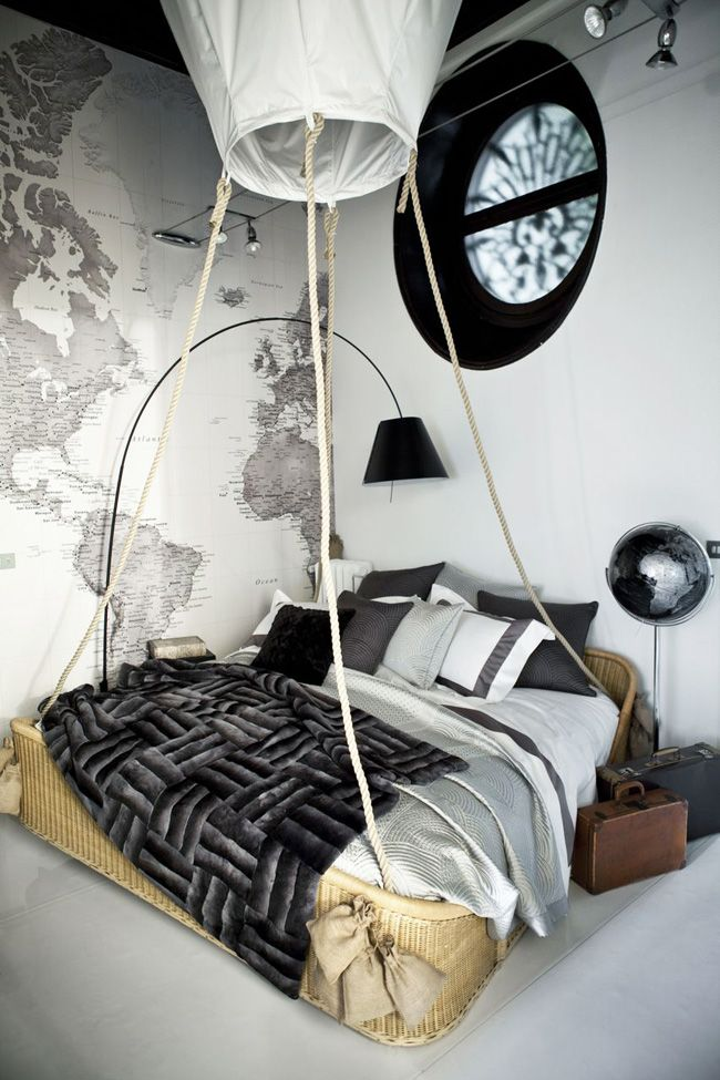 World Map Themed Bedroom 62 Best Interior Design Ideas 650x975 Download Hd Wallpaper Wallpapertip