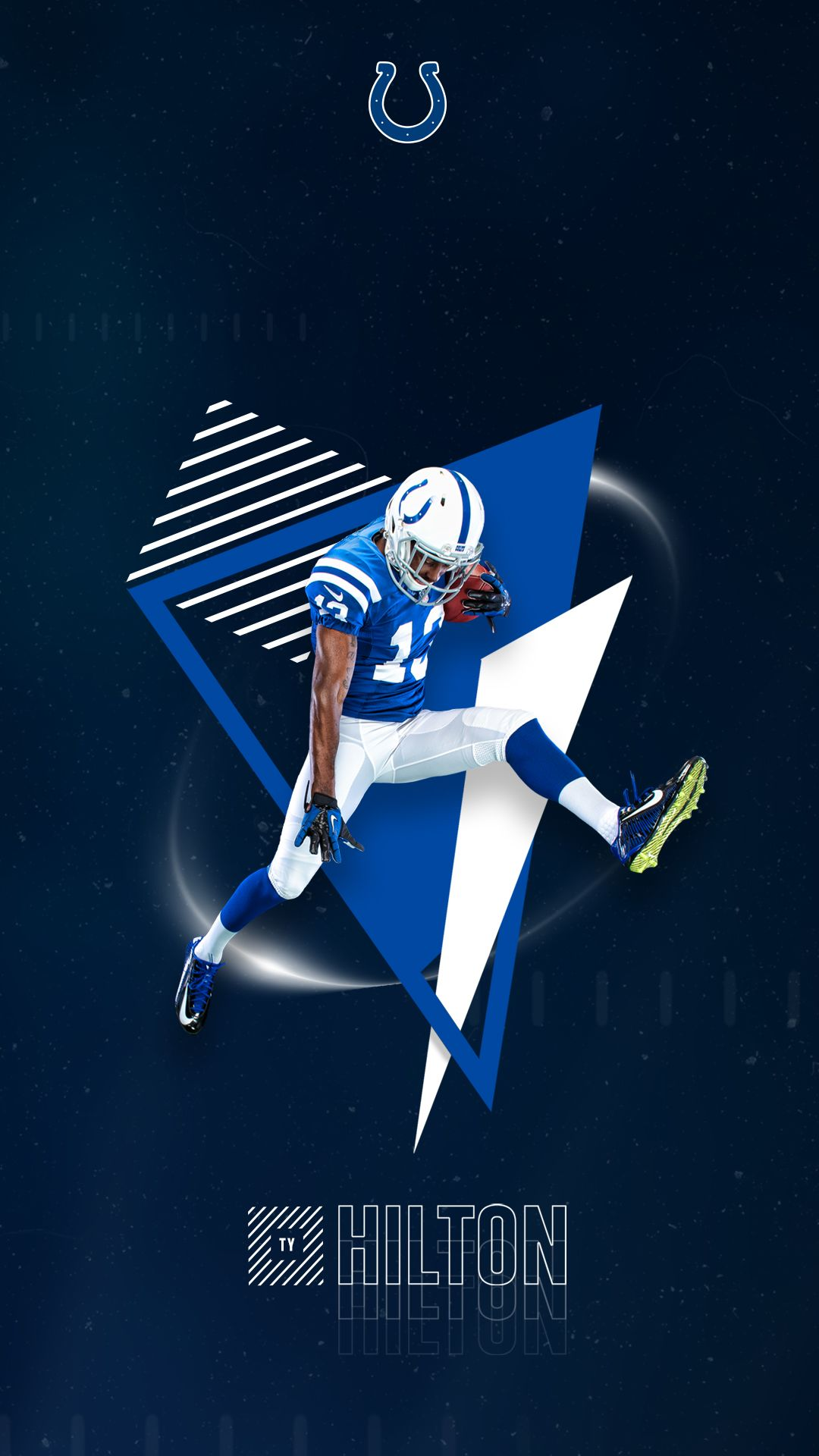 Indianapolis Colts Logo 1080x1920 Download Hd Wallpaper Wallpapertip