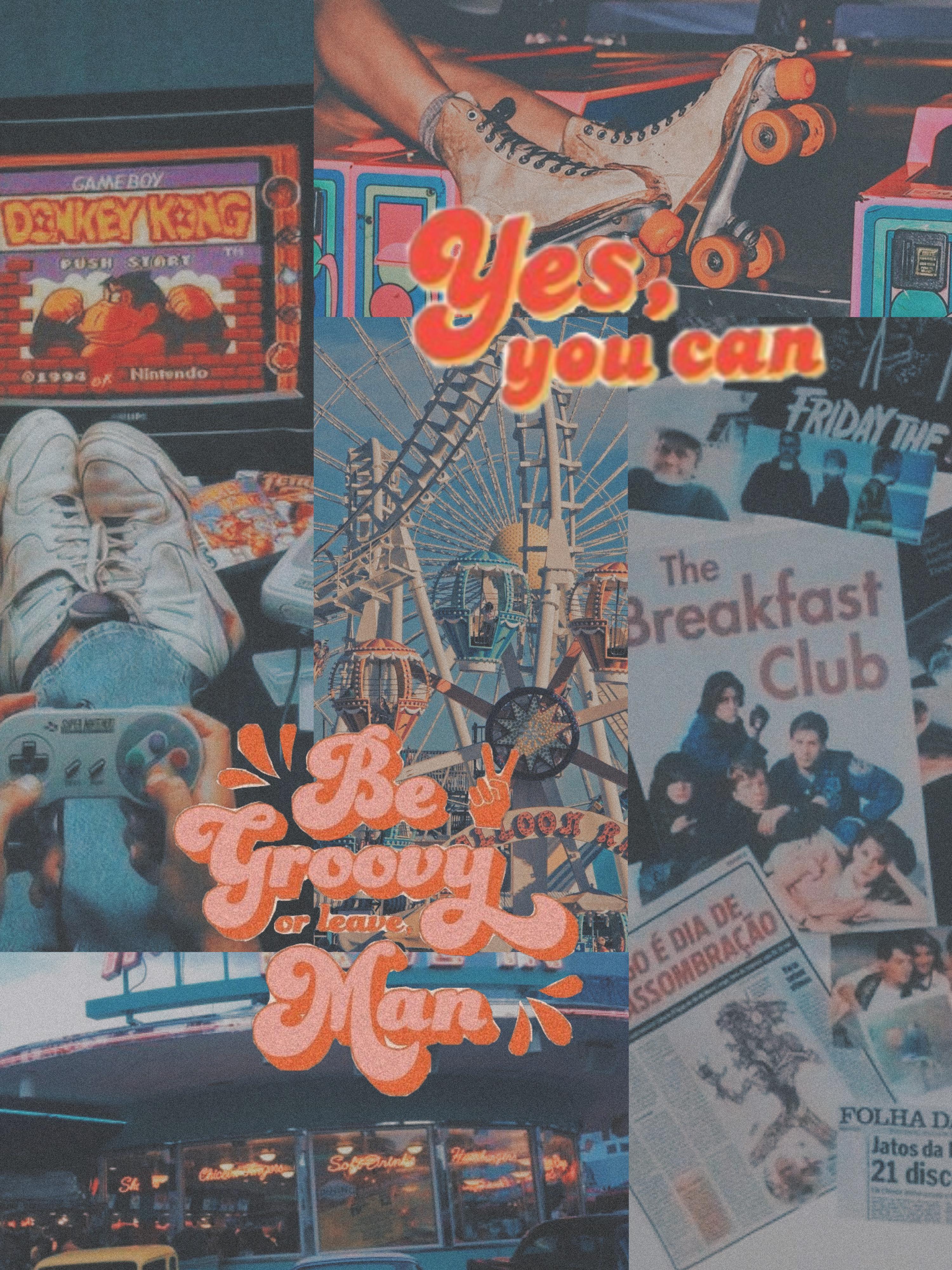 #retro #wallpaper #80s #vintage #90s #aesthetics ...