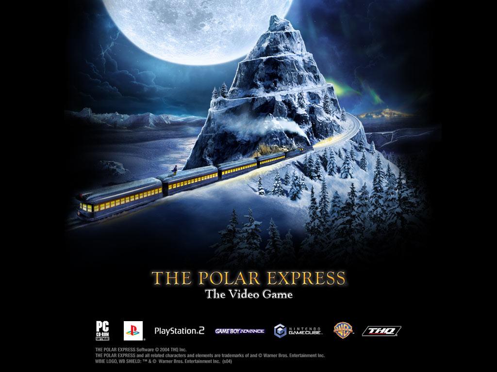 Polar Express Wallpaper 1024x768 Download Hd Wallpaper Wallpapertip