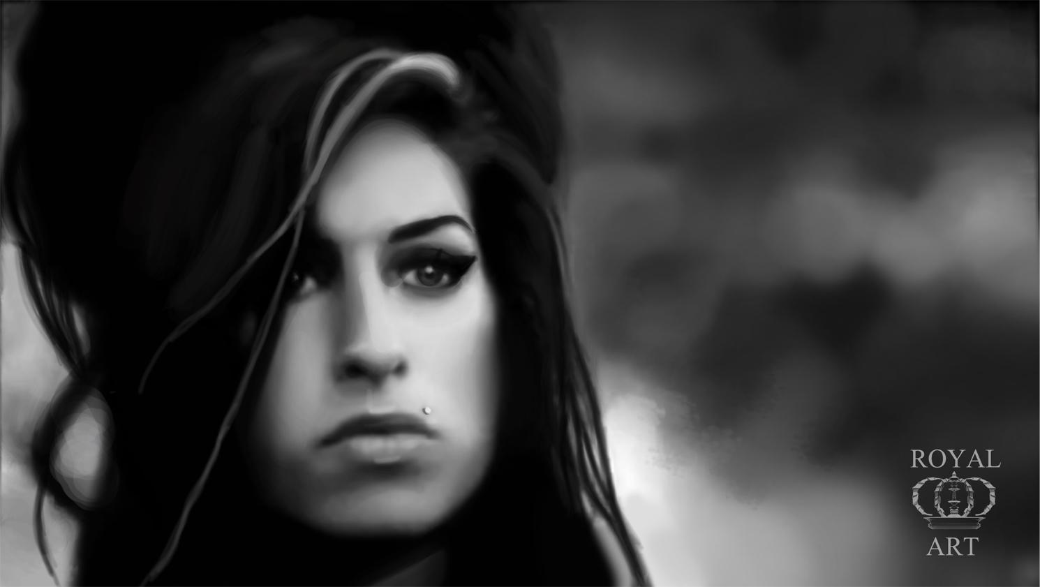 Amy Winehouse Wallpaper 1490x841 Download Hd Wallpaper Wallpapertip