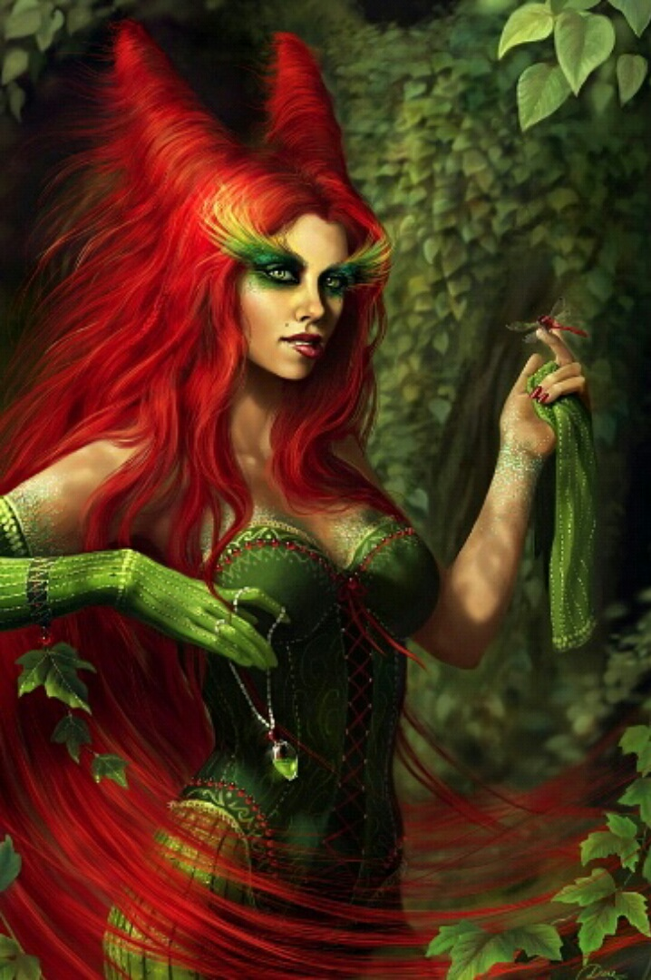 sexy poison ivy wallpaper 718x1080 download hd wallpaper wallpapertip wallpapertip