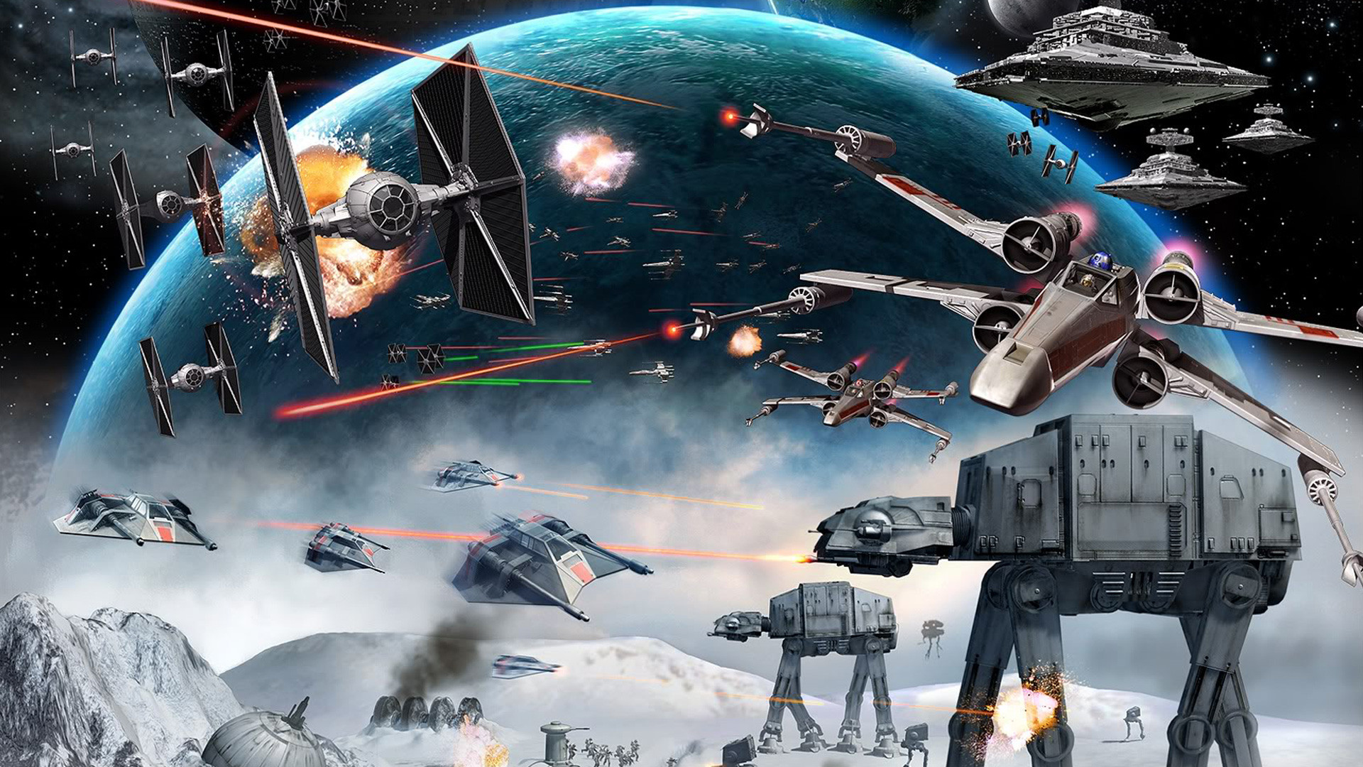1920x1080 Star Wars Wallpaper High Definition For High Resolution Star Wars Background 1920x1080 Download Hd Wallpaper Wallpapertip