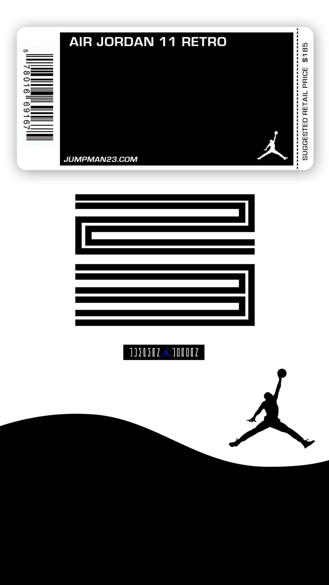 Jordan 11 Wallpaper Iphone 1152x2048 Download Hd Wallpaper Wallpapertip