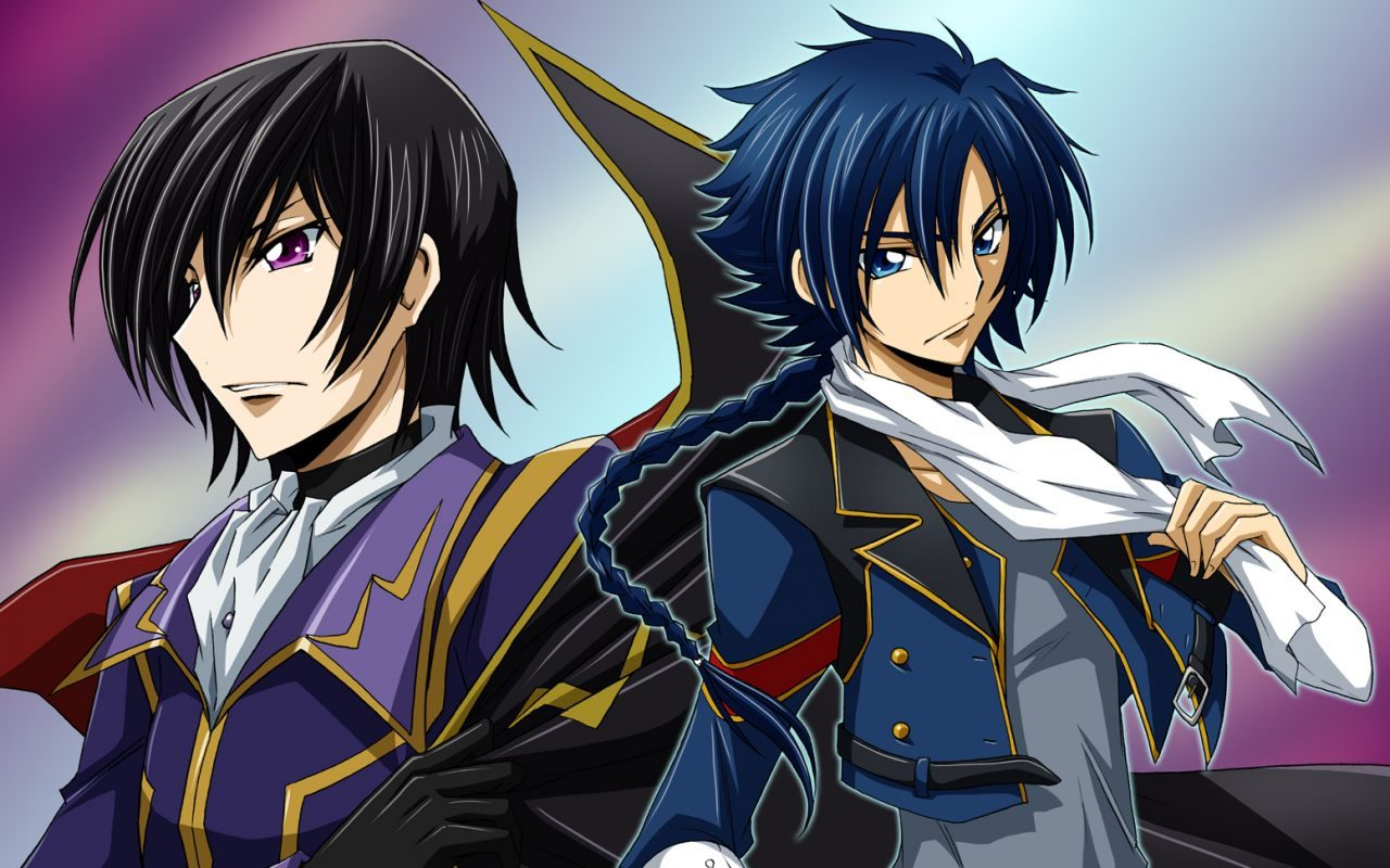 Lelouch Vi Britannia - Akito The Exiled - 1280x800 ...