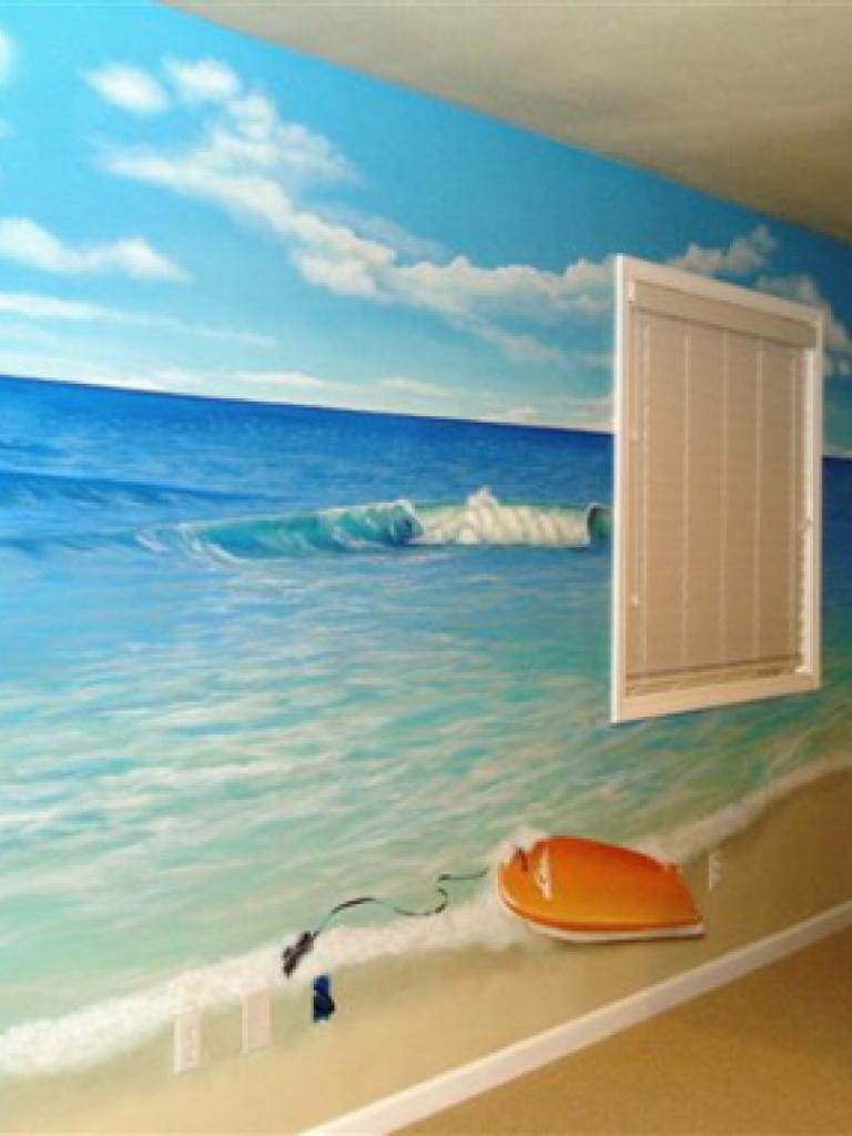 Beach Inspired Bedrooms Beach Theme Beach Theme Bedroom 768x1024 Download Hd Wallpaper Wallpapertip