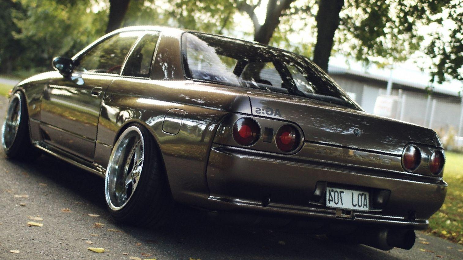 Nissan Skyline R32 Wallpapers 11 1513x851 Download Hd Wallpaper Wallpapertip