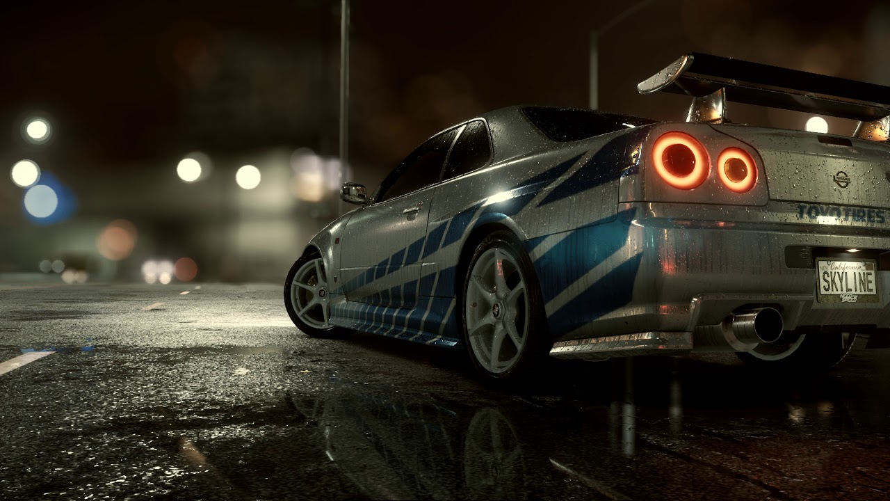 Skyline R34 Wallpaper 1280x720 Download Hd Wallpaper Wallpapertip