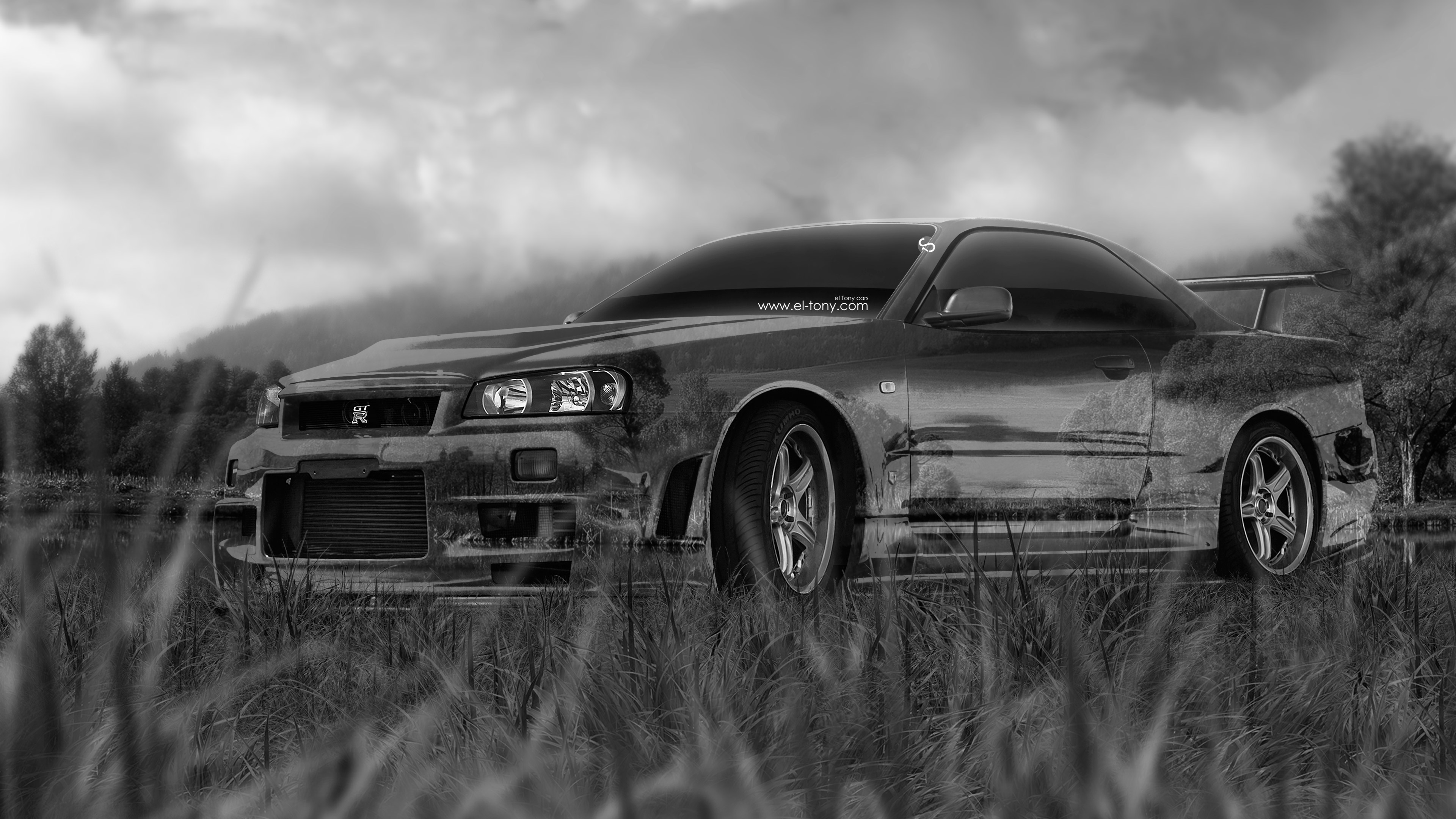 Nissan R34 Wallpaper 3840x2160 Download Hd Wallpaper Wallpapertip