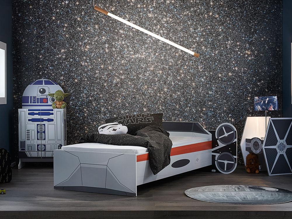 Star Wars Bedroom Wallpaper 1000x750 Download Hd Wallpaper Wallpapertip