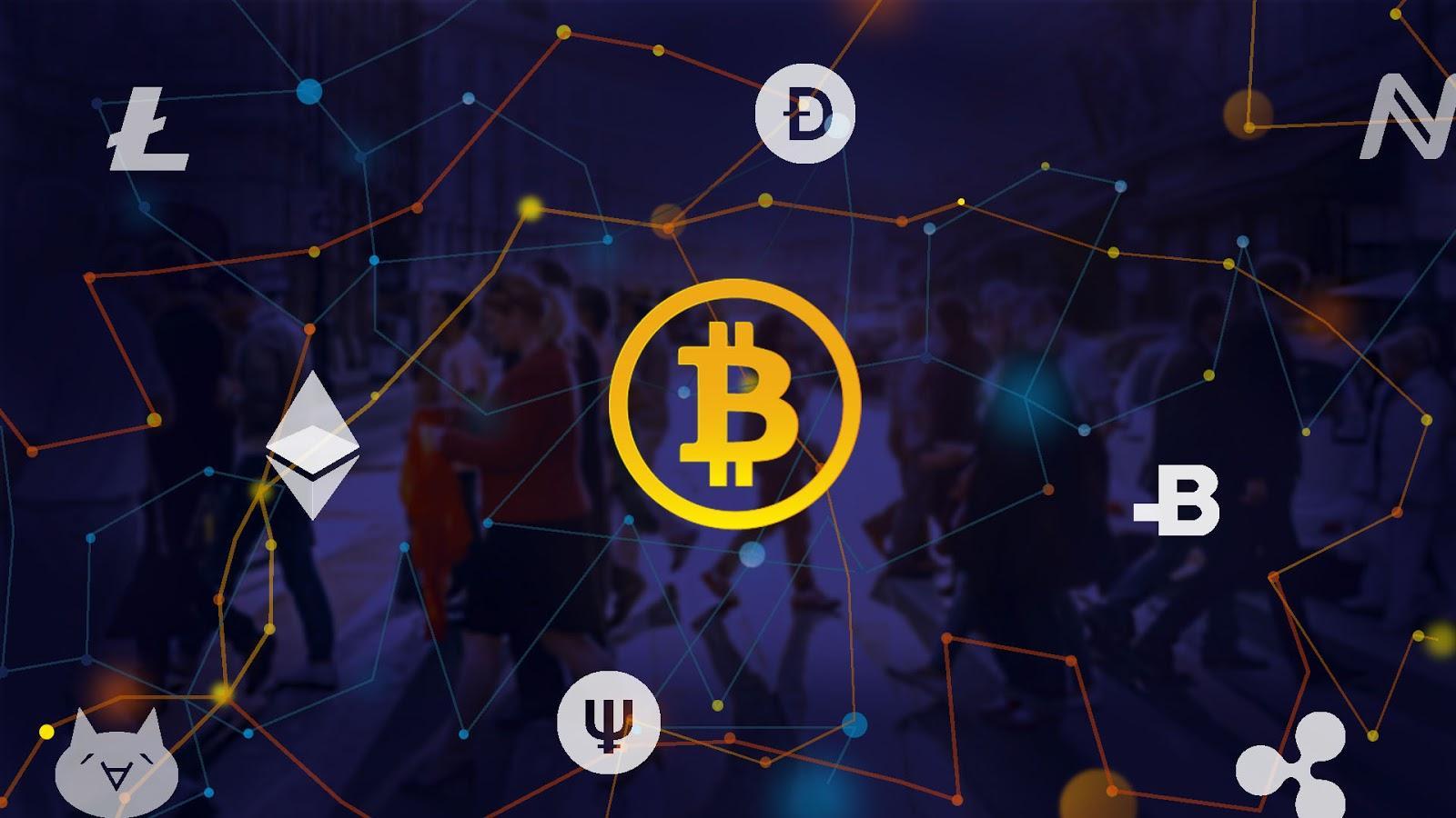 Wallpaper Digital Currency