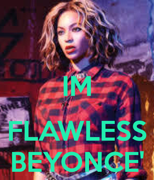 Im Flawless Beyonce - Album Cover - 600x700 - Download HD ...