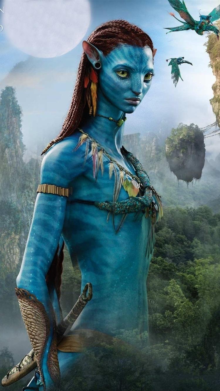 Avatar 2009 576x1024 Download Hd Wallpaper Wallpapertip