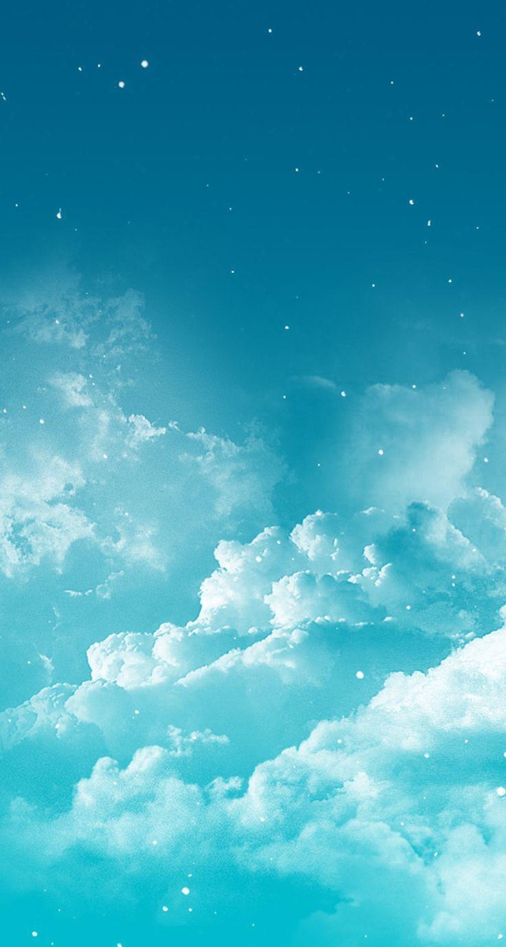 24 247435 light blue aesthetic background