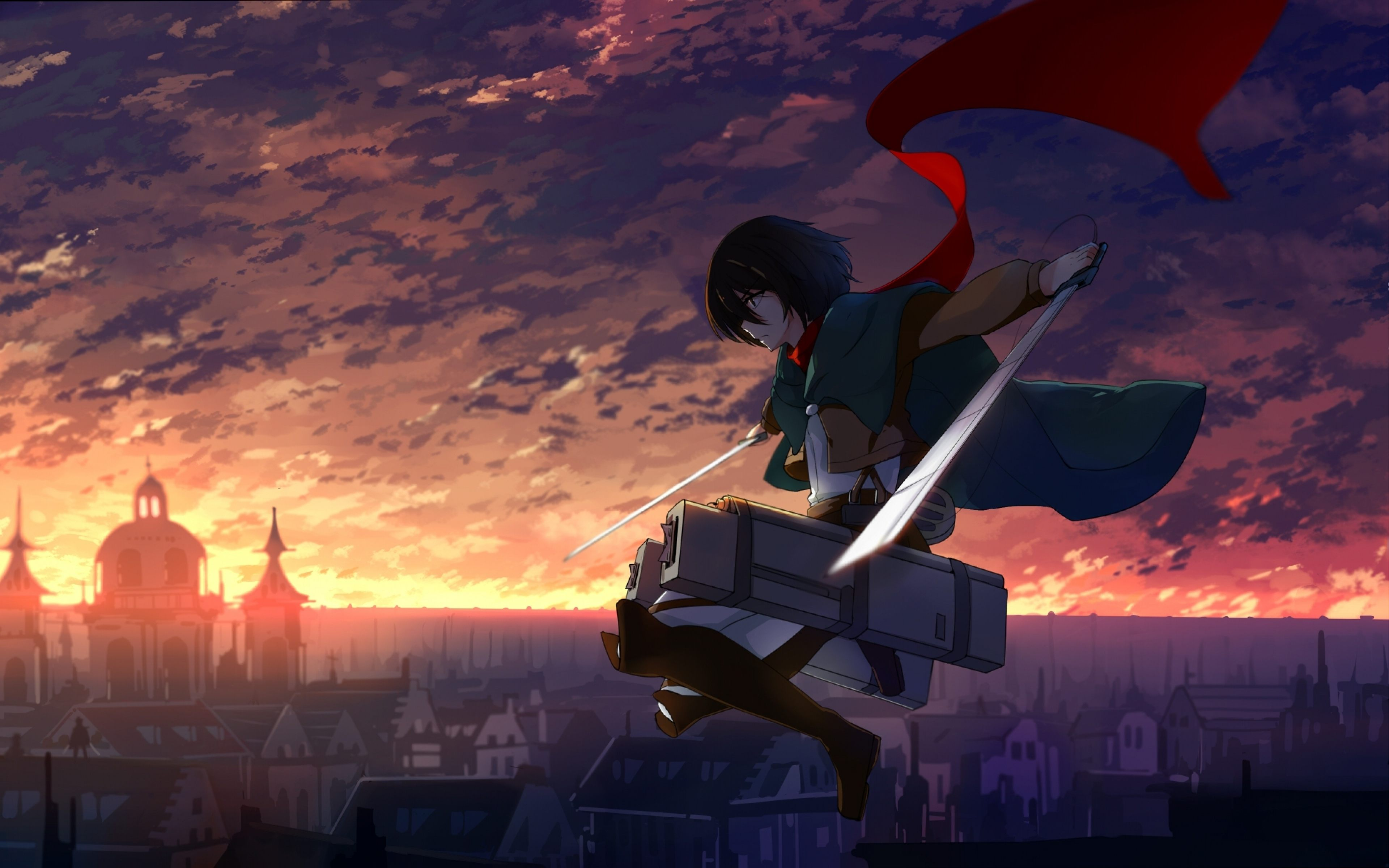 High Resolution Anime Wallpapers 3840x2400 Download Hd Wallpaper Wallpapertip