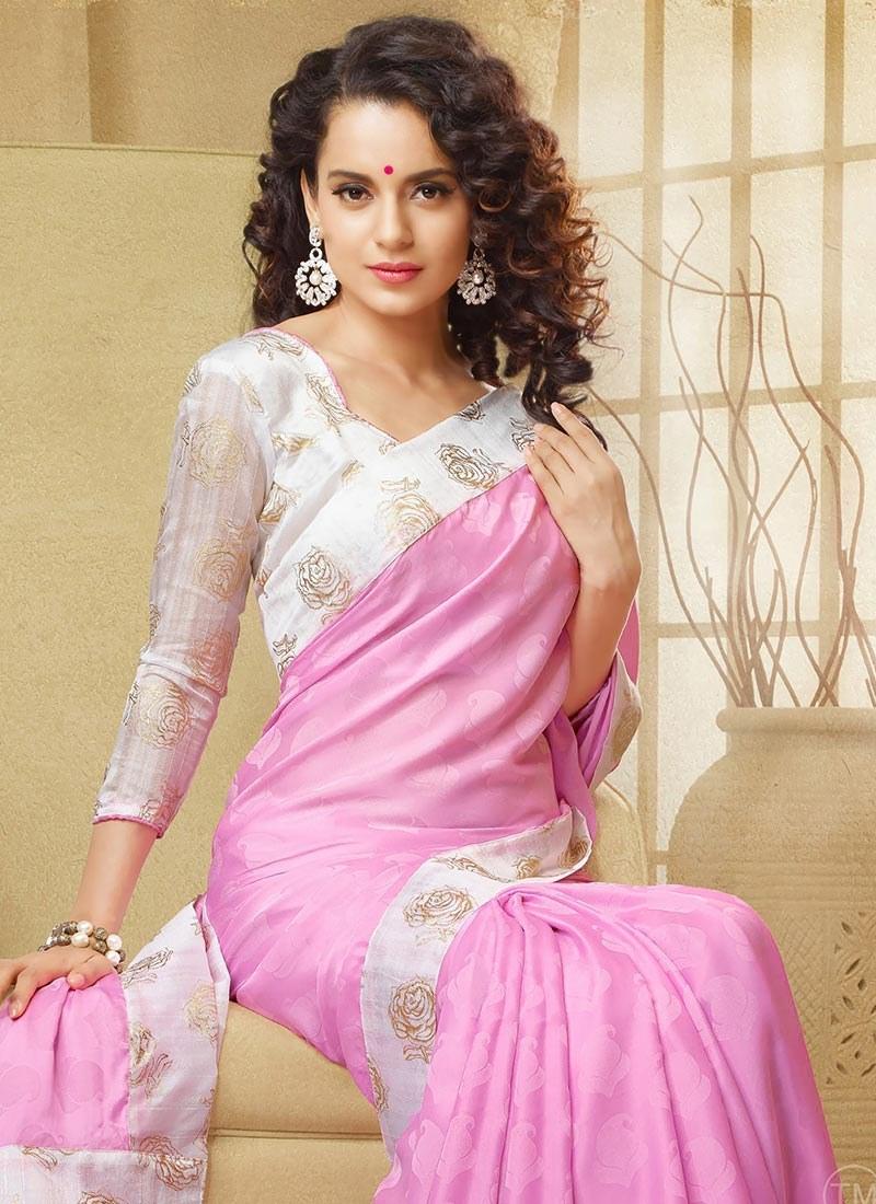 241 2411057 beautiful saree photoshoot of kangana ranaut