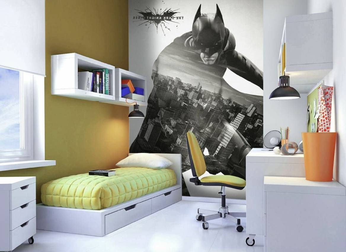 Batman Bedroom Wallpaper 1168x849 Download Hd Wallpaper Wallpapertip
