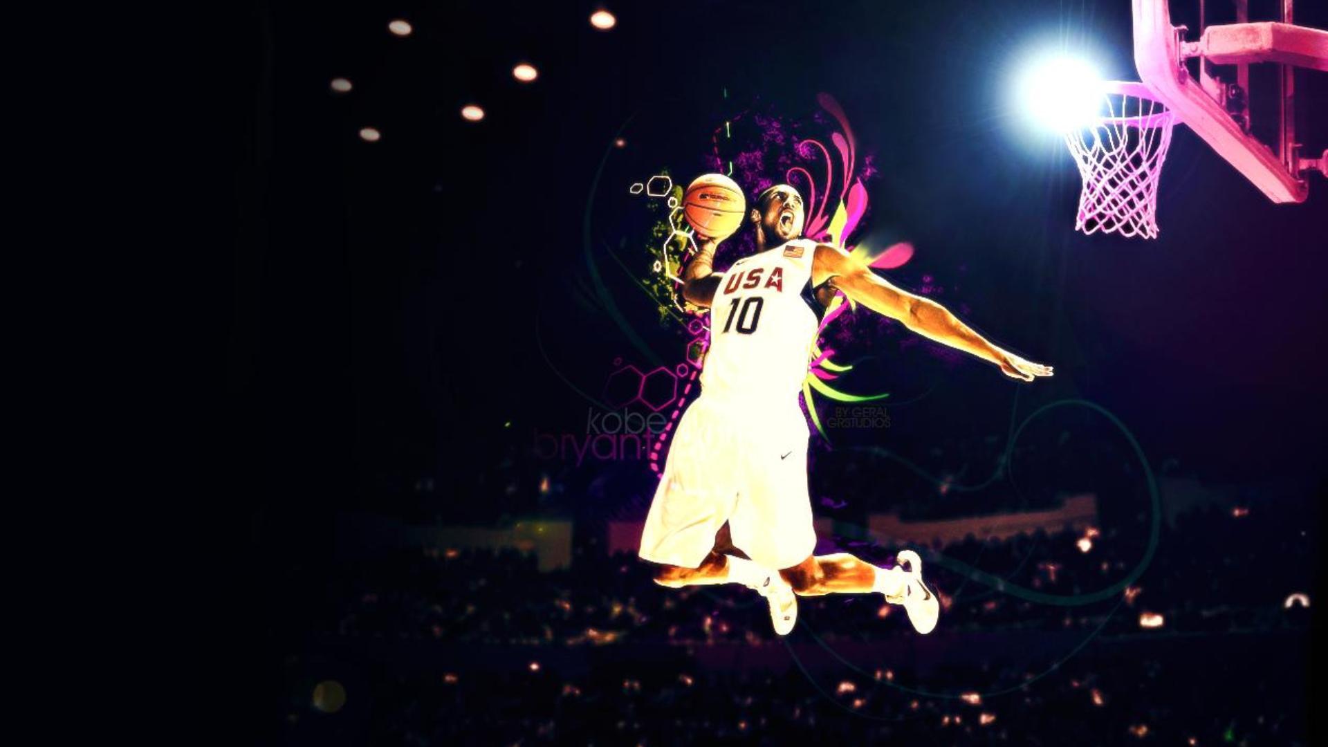 Kobe Bryant Dunk On Lebron James Wallpapers Hd Sports 1920x1080 Download Hd Wallpaper Wallpapertip