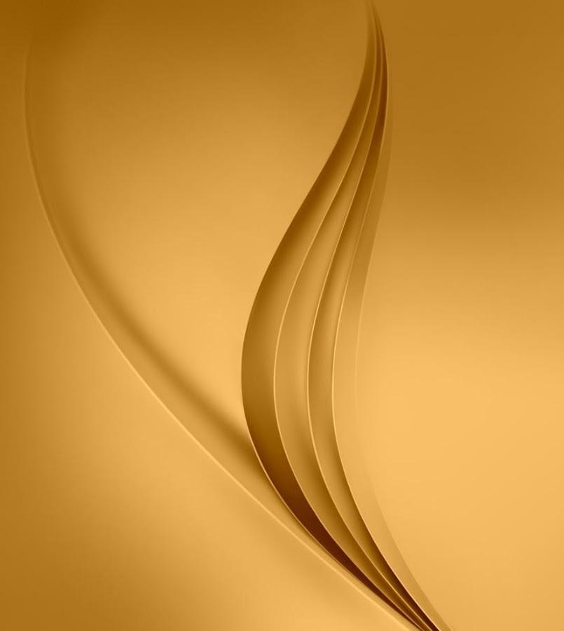 Samsung Galaxy S7 Wallpaper Gold 805x900 Download Hd Wallpaper Wallpapertip