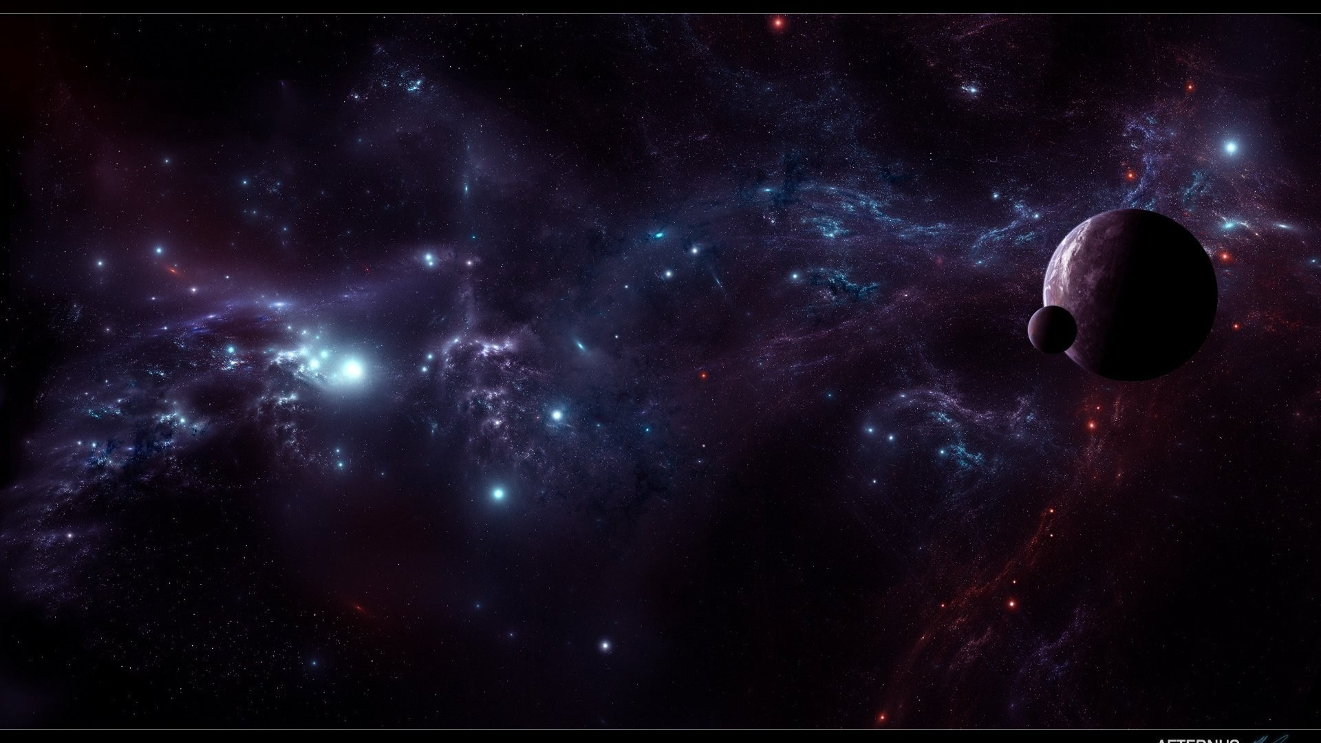 Universe Colorful Galaxy Nature Astronomy Galaxies 1920x1080 Download Hd Wallpaper Wallpapertip