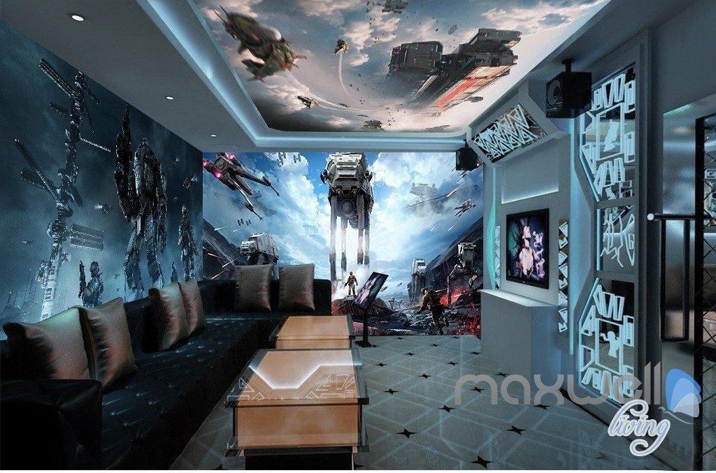 Star Wars Wallpaper For Room 1024x677 Download Hd Wallpaper Wallpapertip