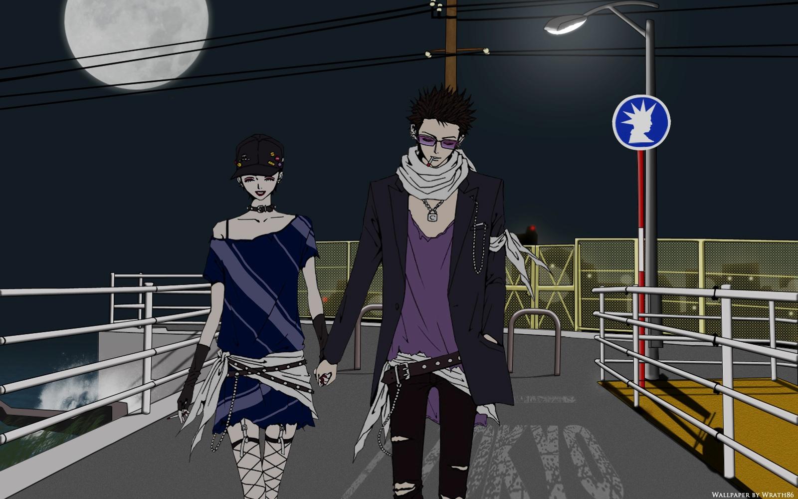 Nana Anime Wallpaper 1600x1000 Download Hd Wallpaper Wallpapertip