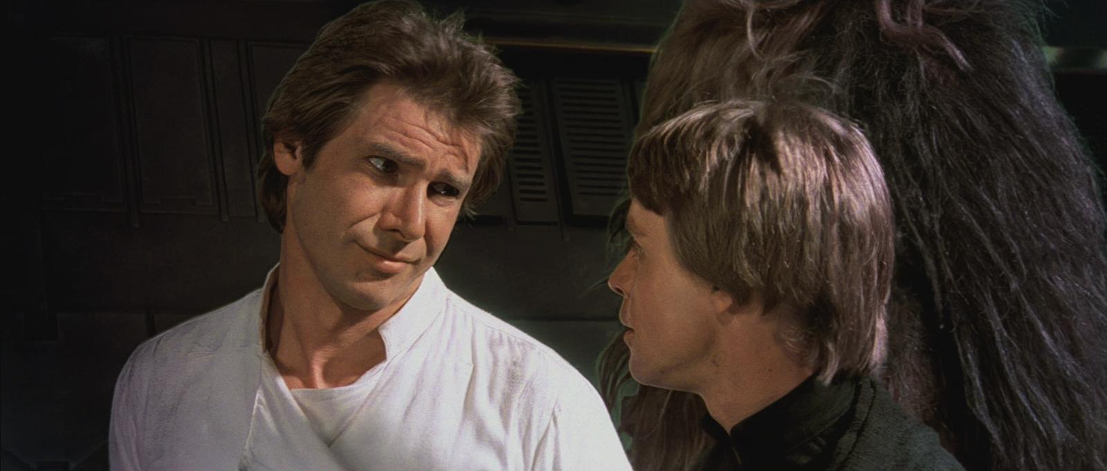 Star Wars Luke Skywalker Han Solo Harrison Ford Wallpaper 1600x682 Download Hd Wallpaper Wallpapertip