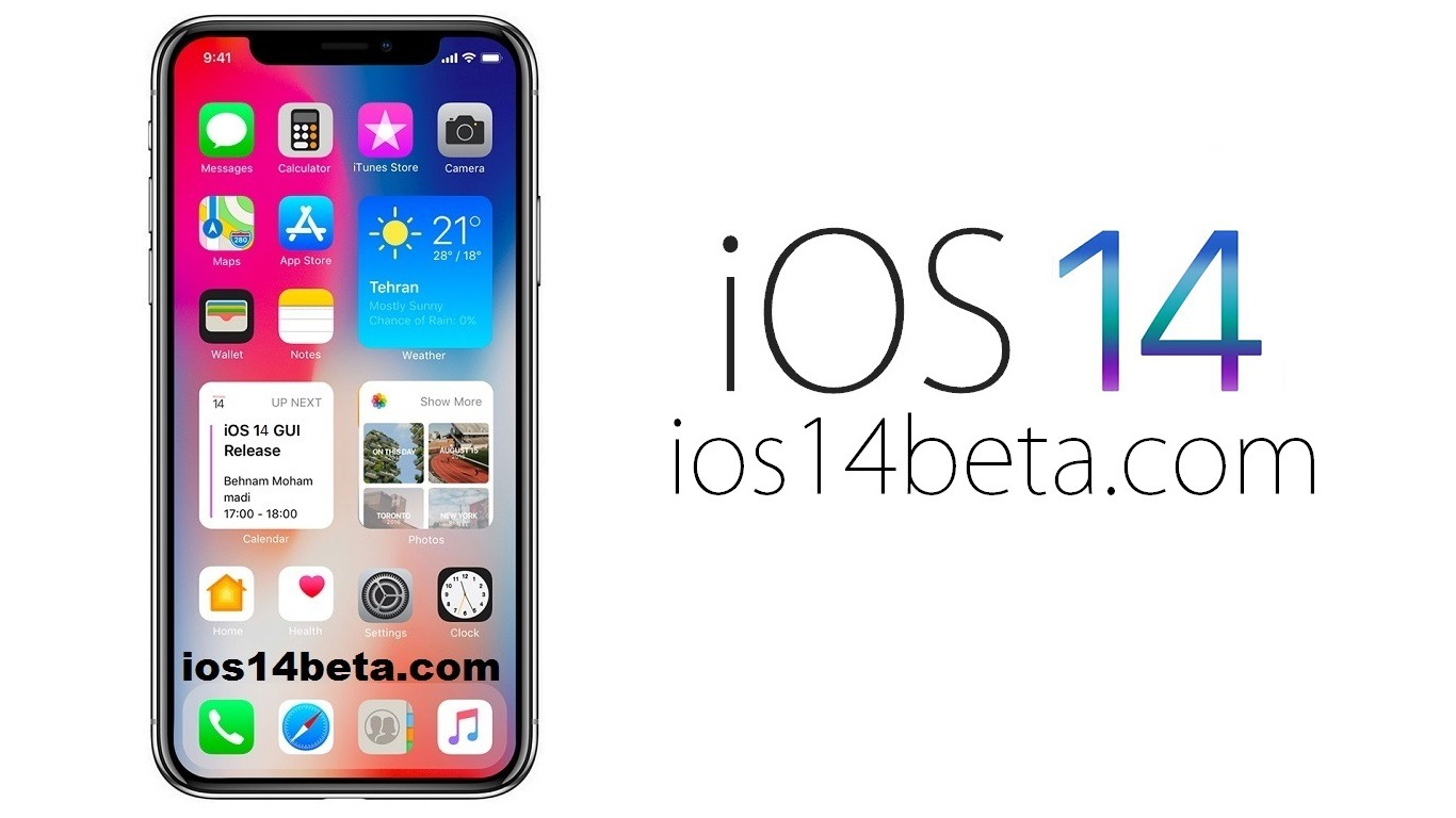 Ios 14 Beta 1366x768 Download Hd Wallpaper Wallpapertip