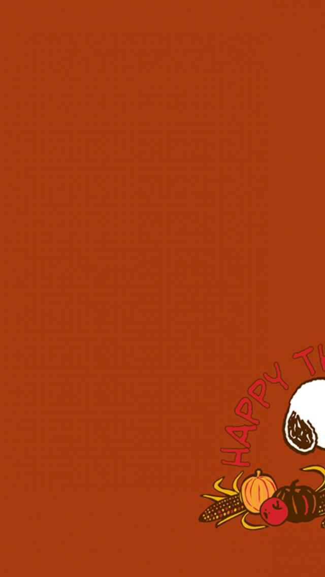Pics Gifs Photographs Peanuts Snoopy Thanksgiving Wallpapers 640x1136 Download Hd Wallpaper Wallpapertip