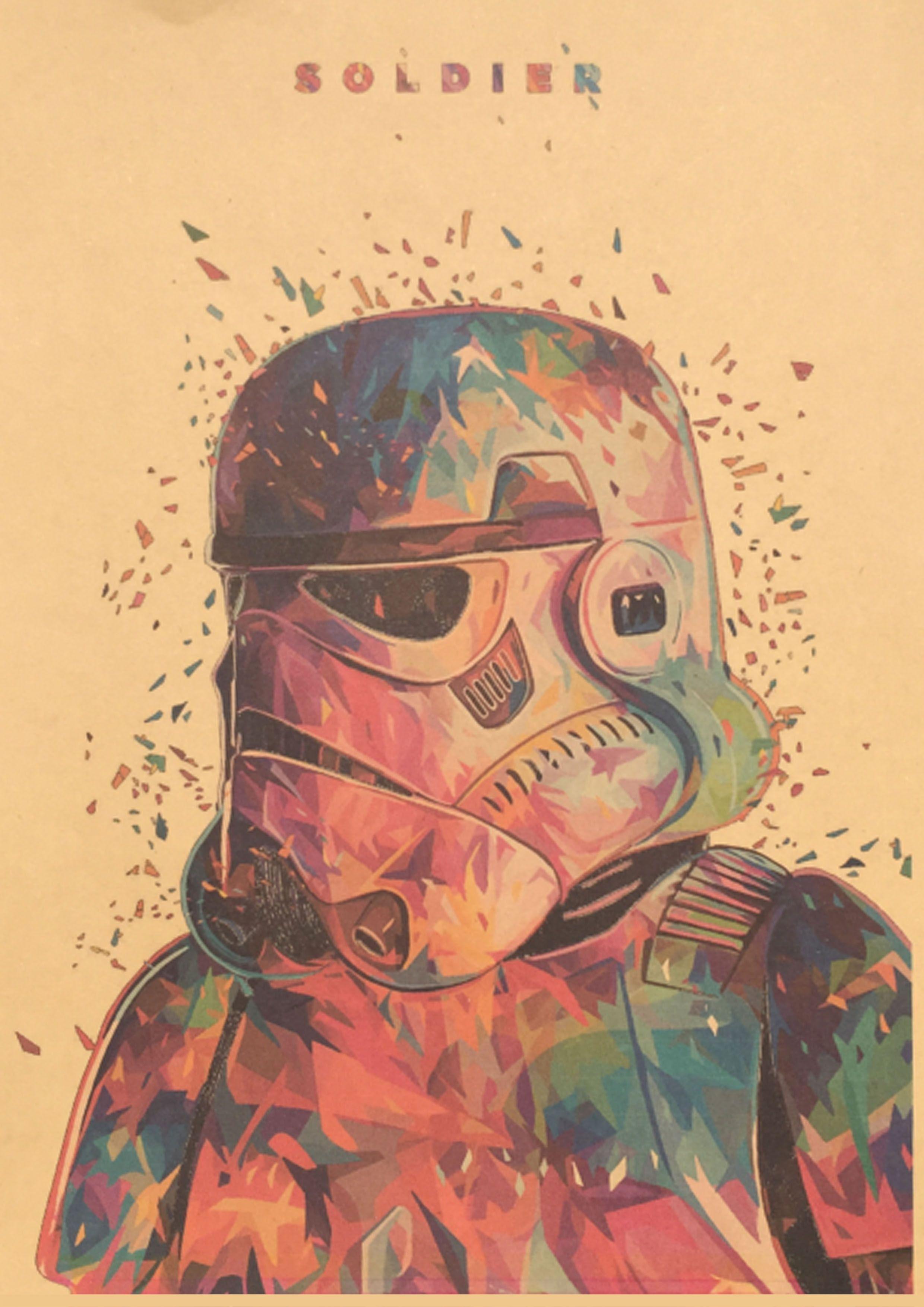 Vintage Star Wars Wallpaper 2480x3508 Download Hd Wallpaper Wallpapertip