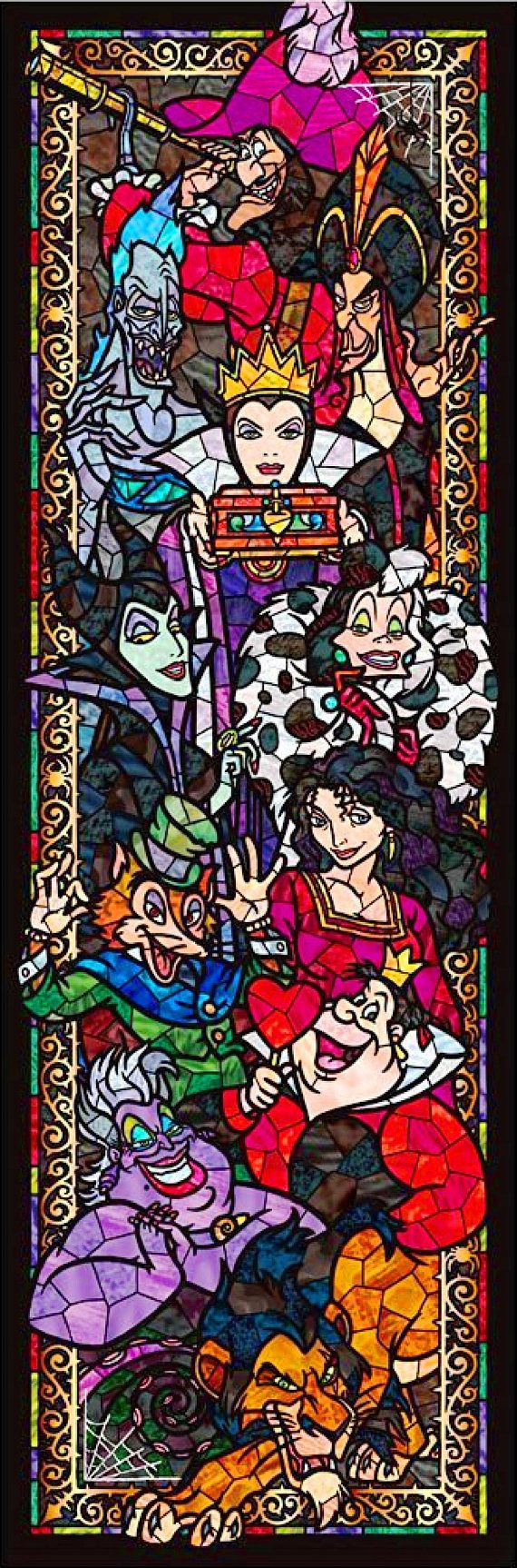 Disney Villains Wallpaper 570x1726 Download Hd Wallpaper Wallpapertip